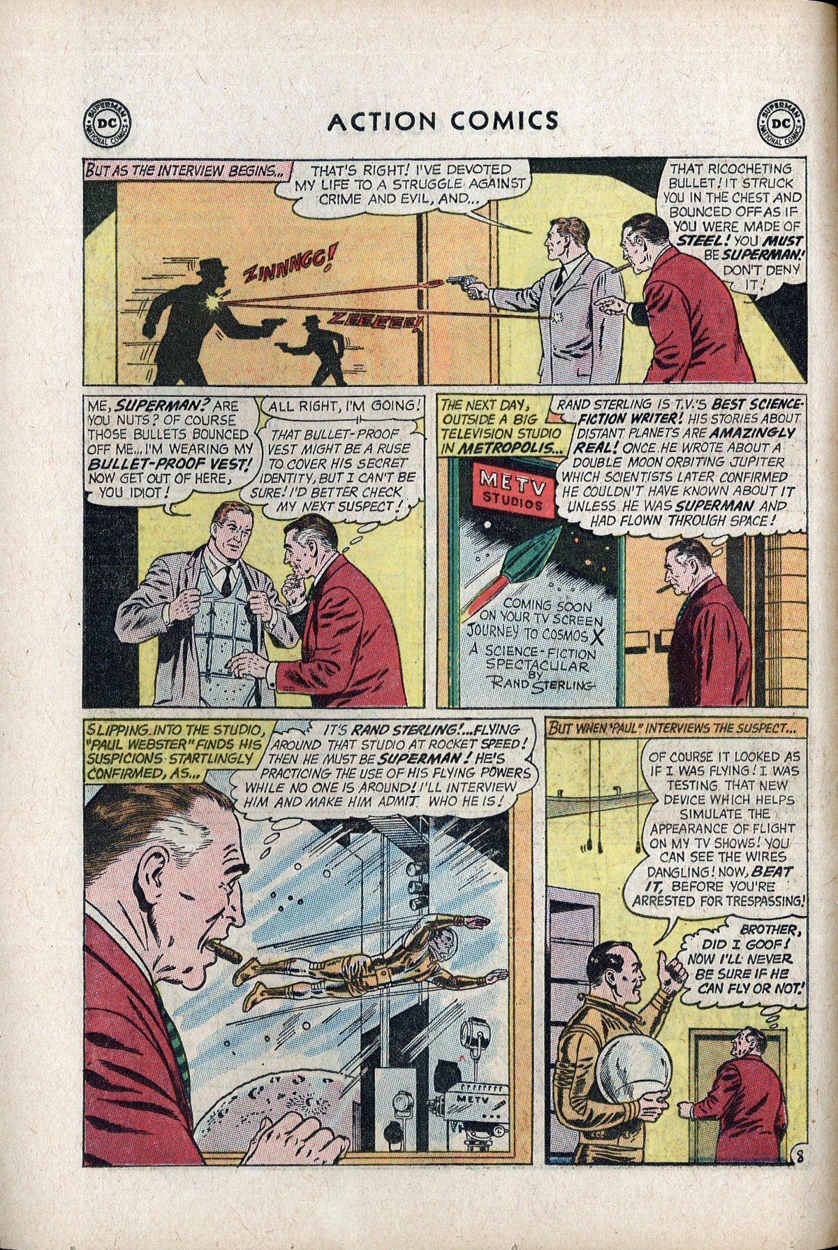 Action Comics (1938) 297 Page 9