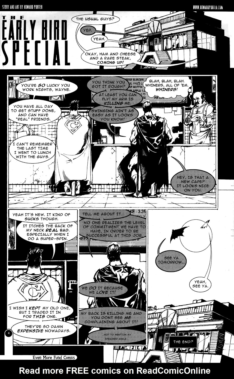 Read online Even More Fund Comics comic -  Issue # TPB (Part 1) - 4