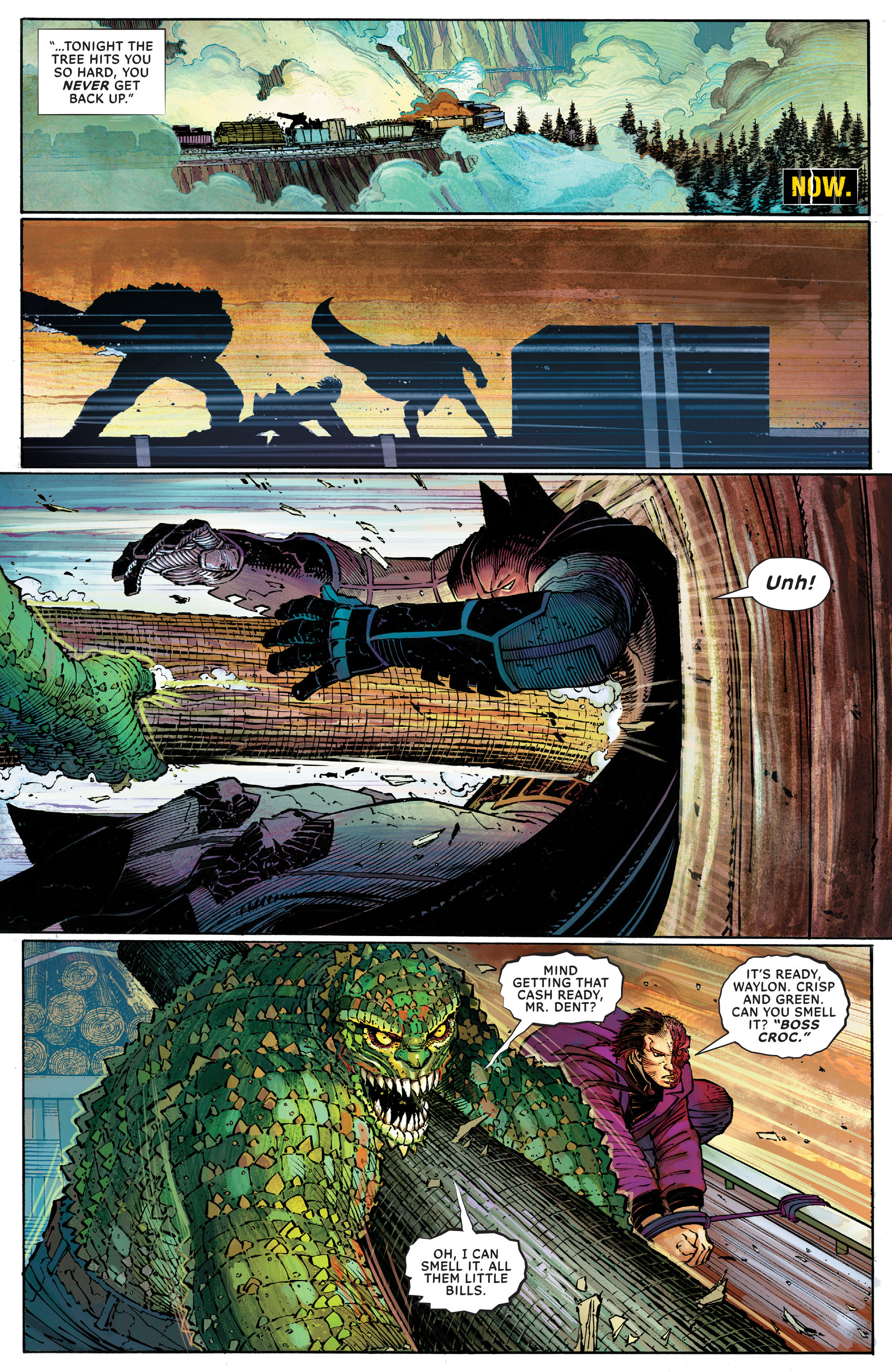 Read online All-Star Batman comic -  Issue #2 - 7