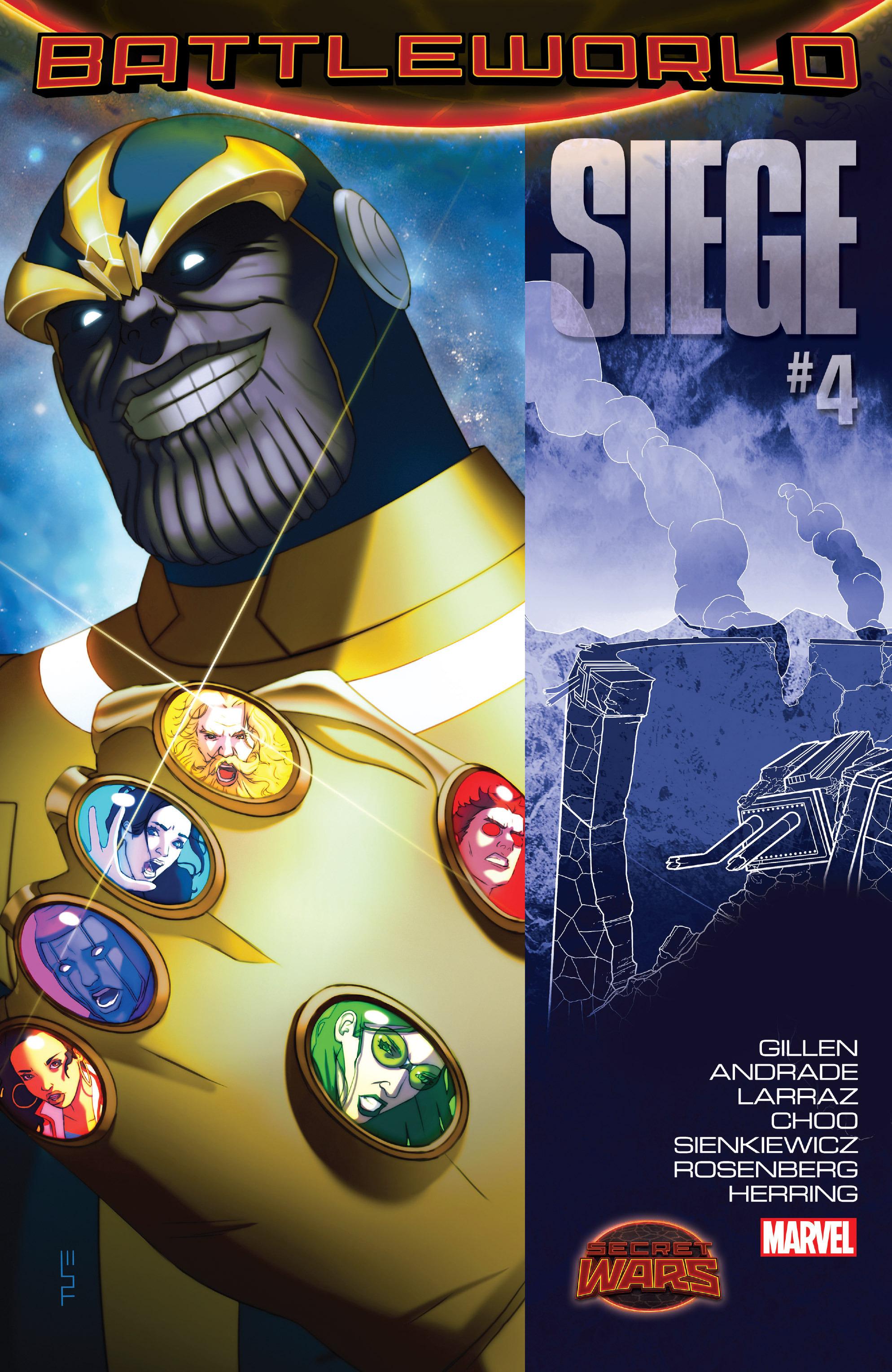 Read online Siege (2015) comic -  Issue #4 - 1