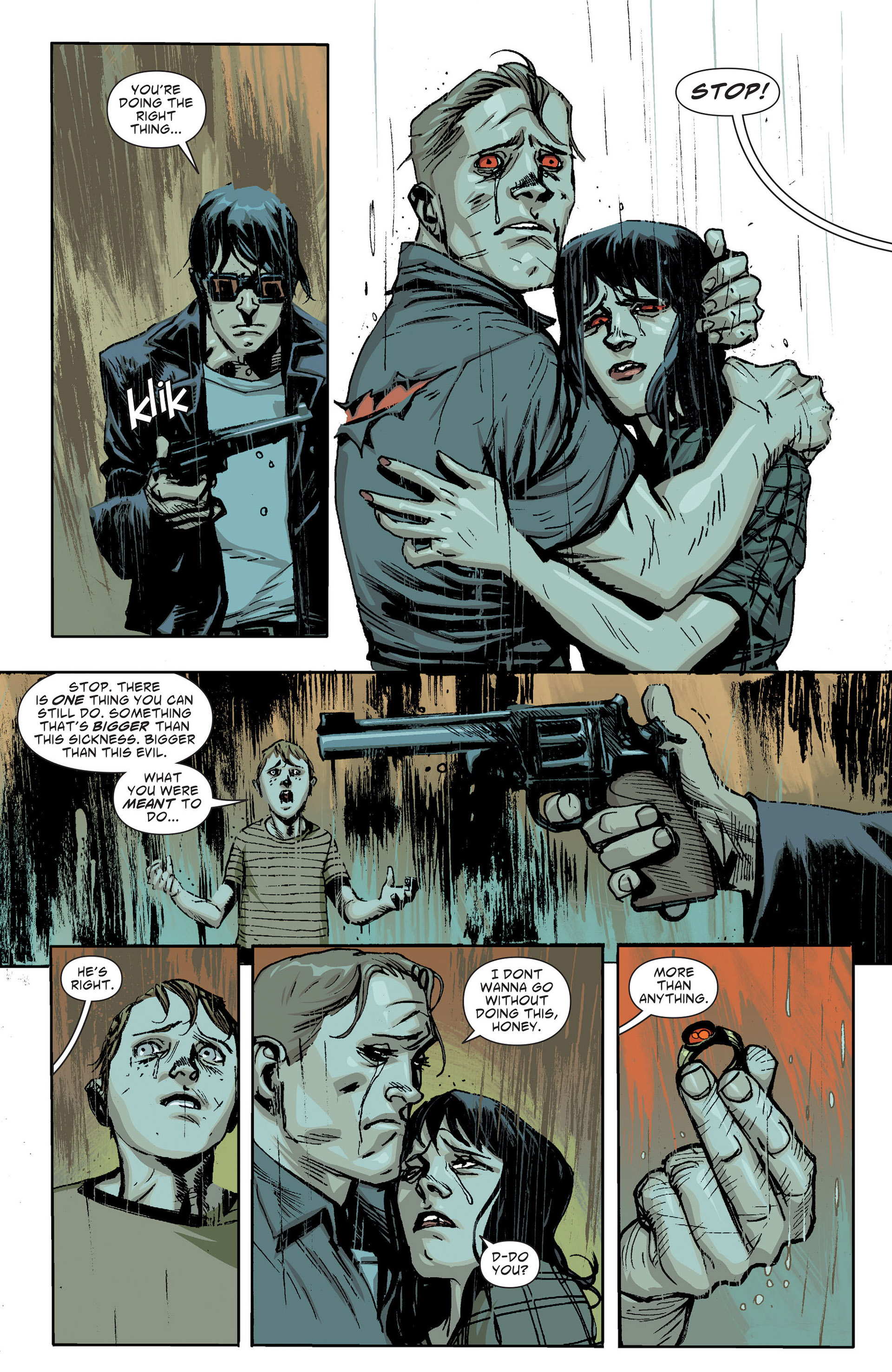 Read online American Vampire: The Long Road To Hell comic -  Issue # Full - 47