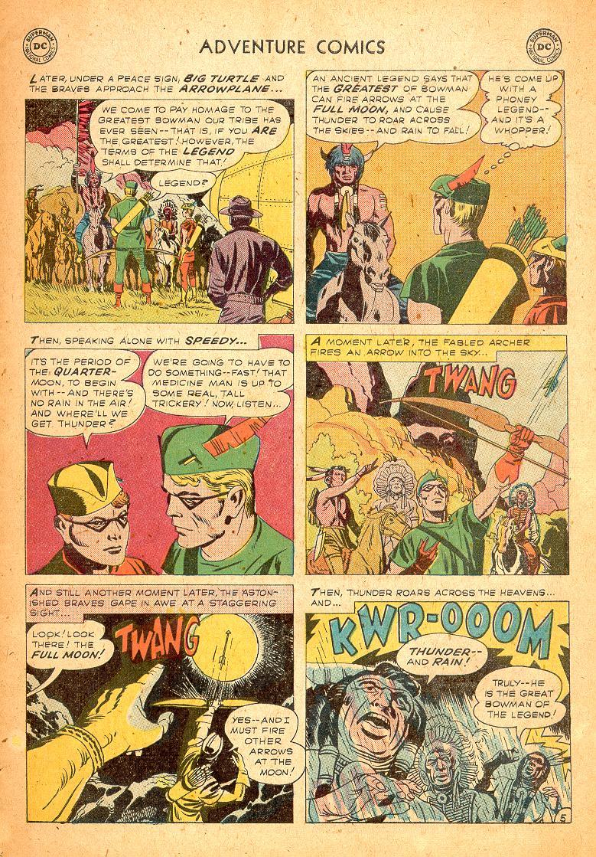 Read online Adventure Comics (1938) comic -  Issue #254 - 31