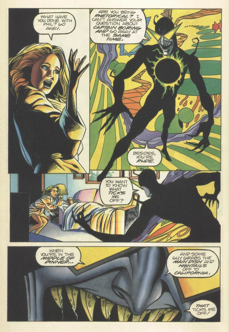 Read online Solar, Man of the Atom comic -  Issue #37 - 5