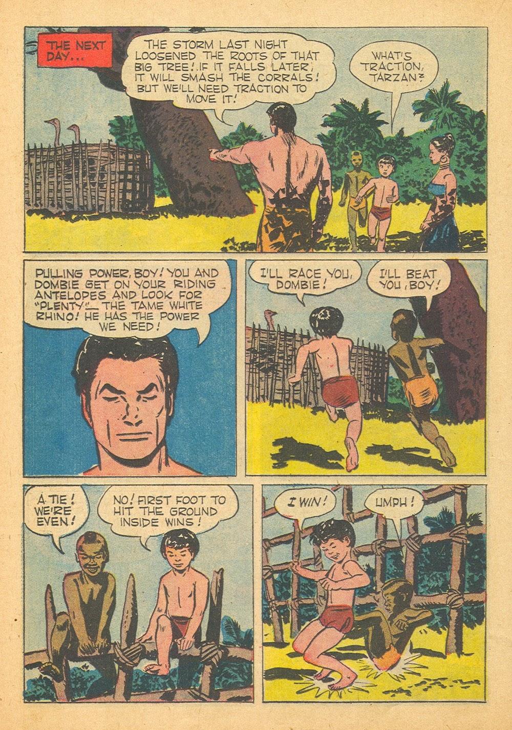 Tarzan (1948) issue 121 - Page 20
