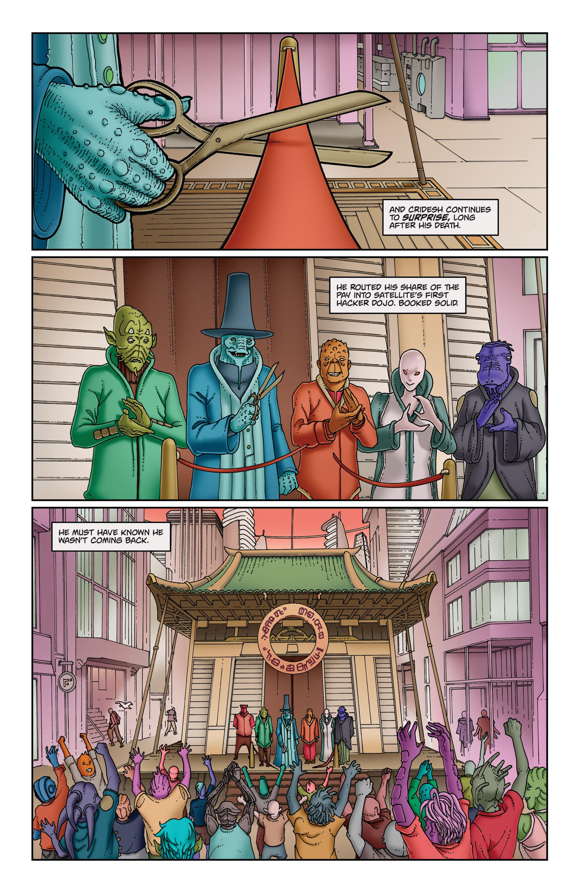 Read online Satellite Falling comic -  Issue #5 - 20