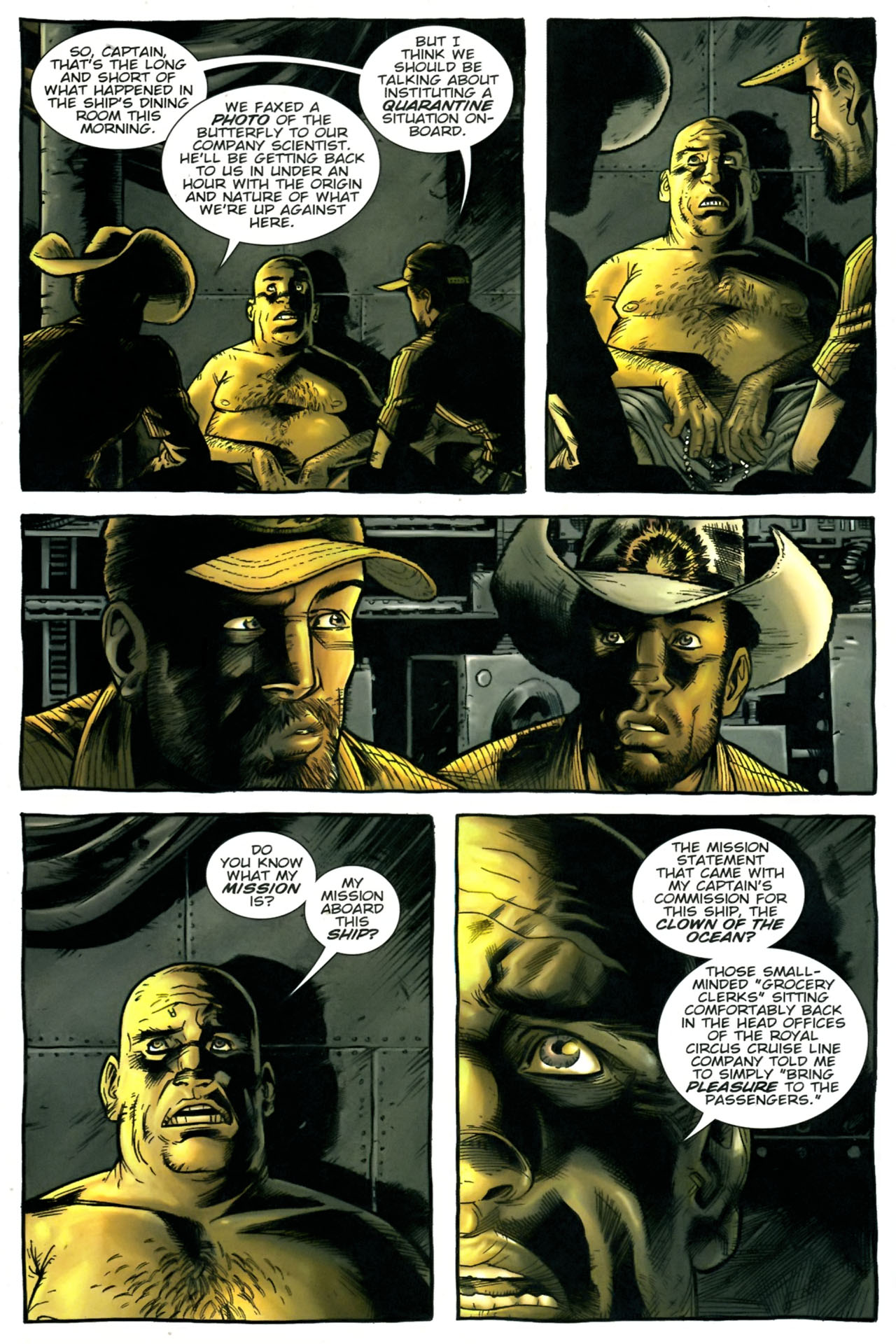 Read online The Exterminators comic -  Issue #24 - 8