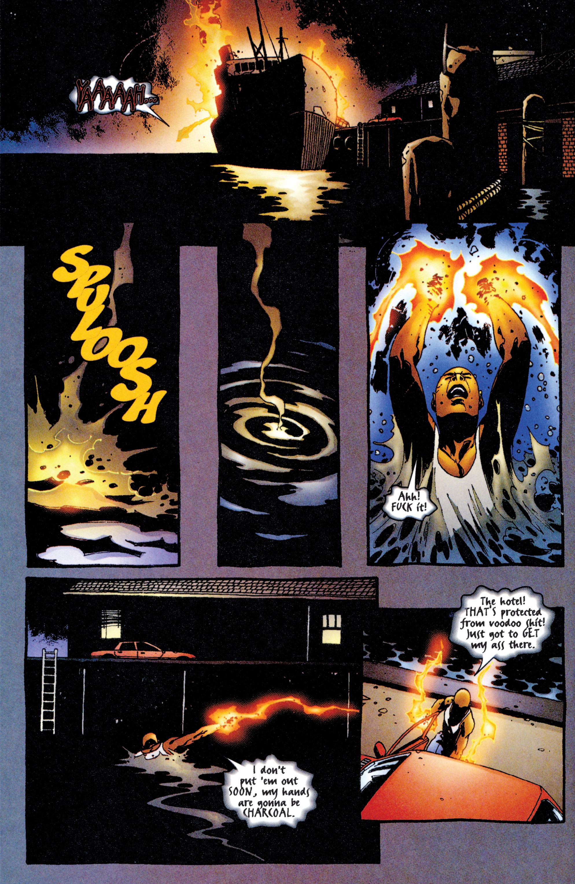 Read online Shadowman (1997) comic -  Issue #12 - 19