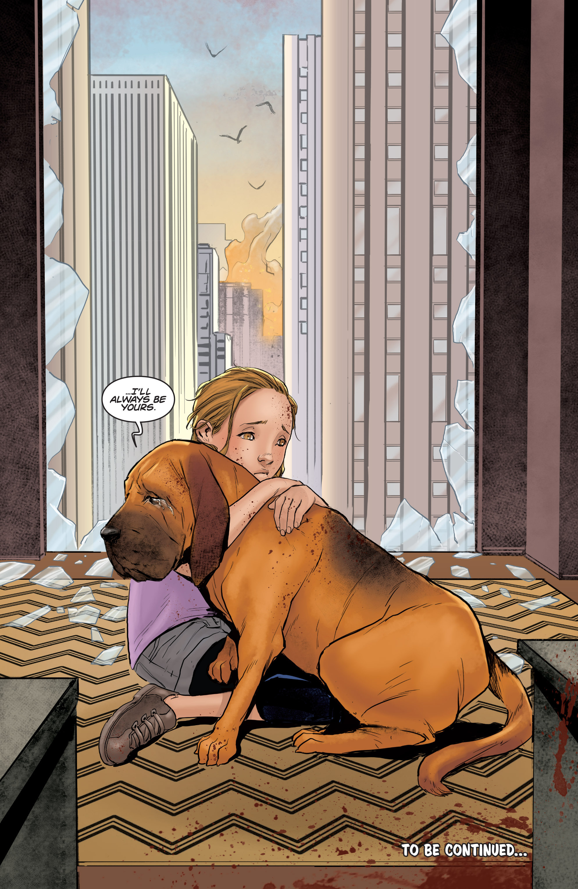 Read online Animosity comic -  Issue #1 - 18