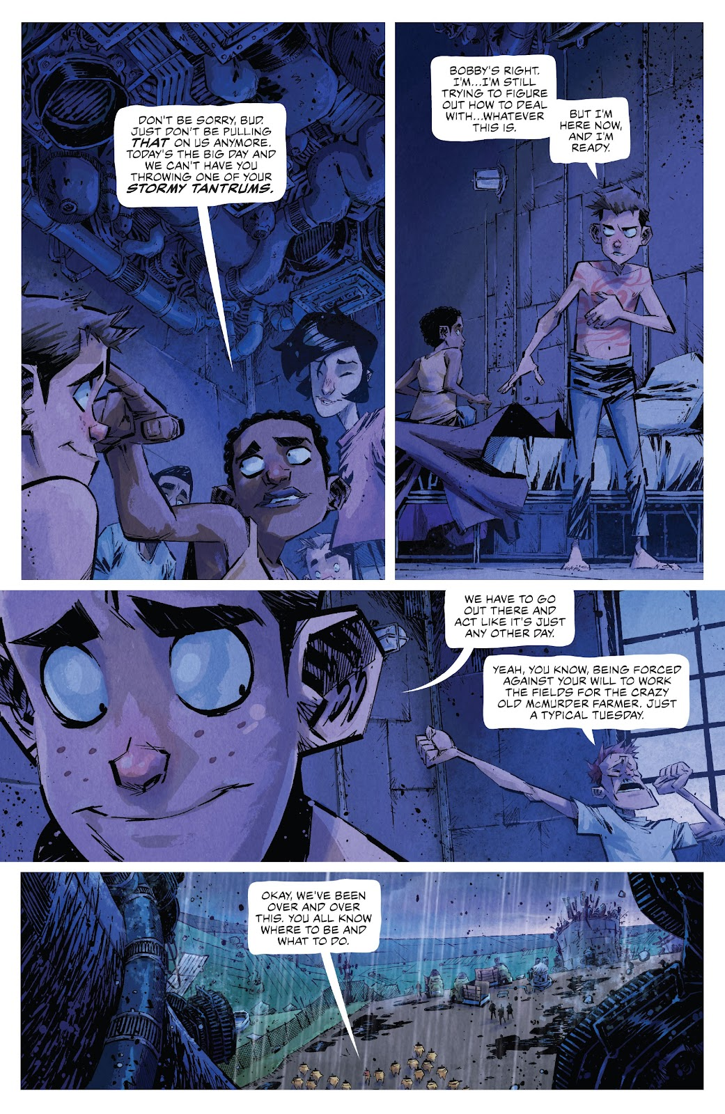 Read online Middlewest comic -  Issue #16 - 9
