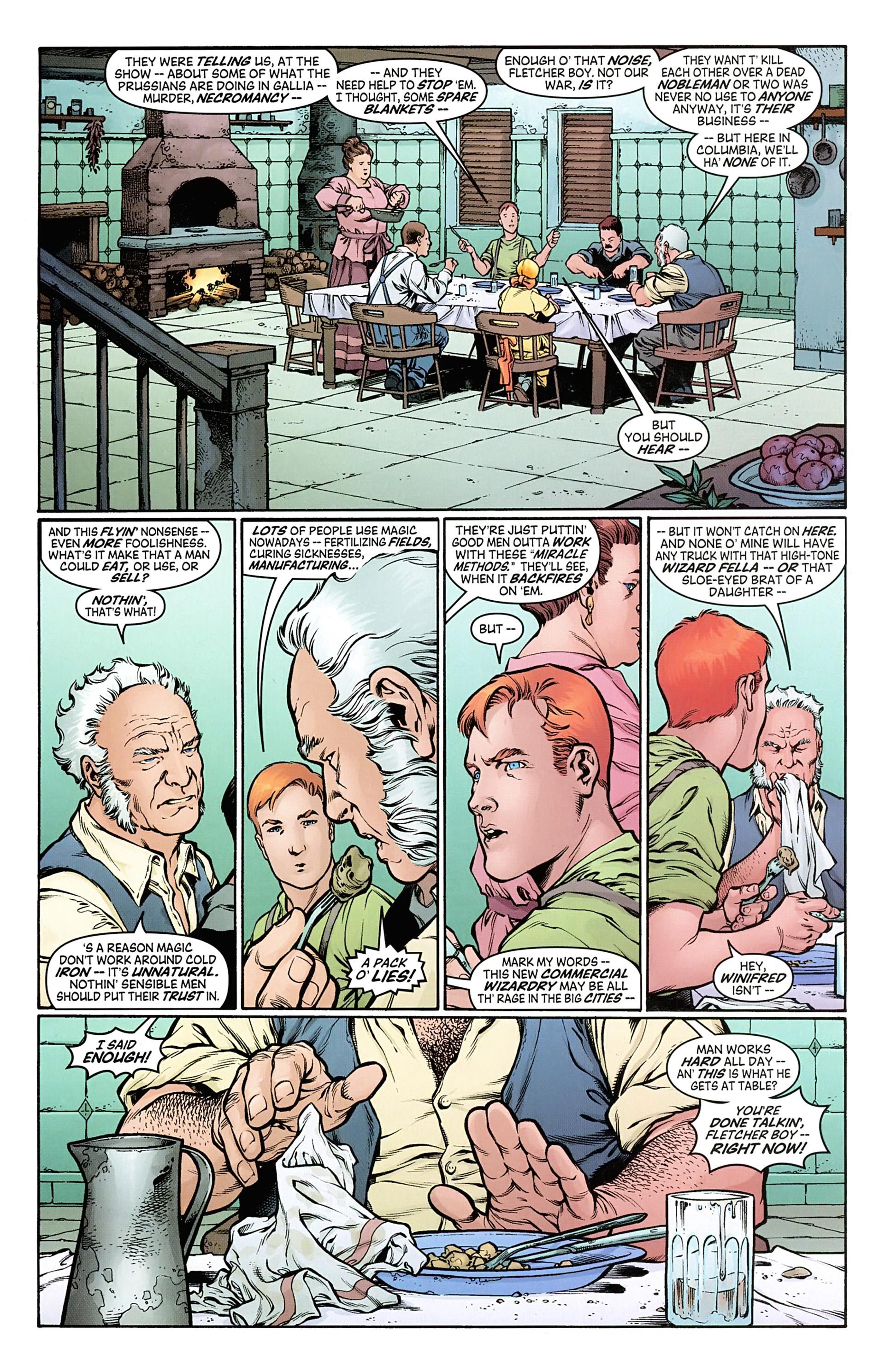 Read online Arrowsmith comic -  Issue #1 - 13