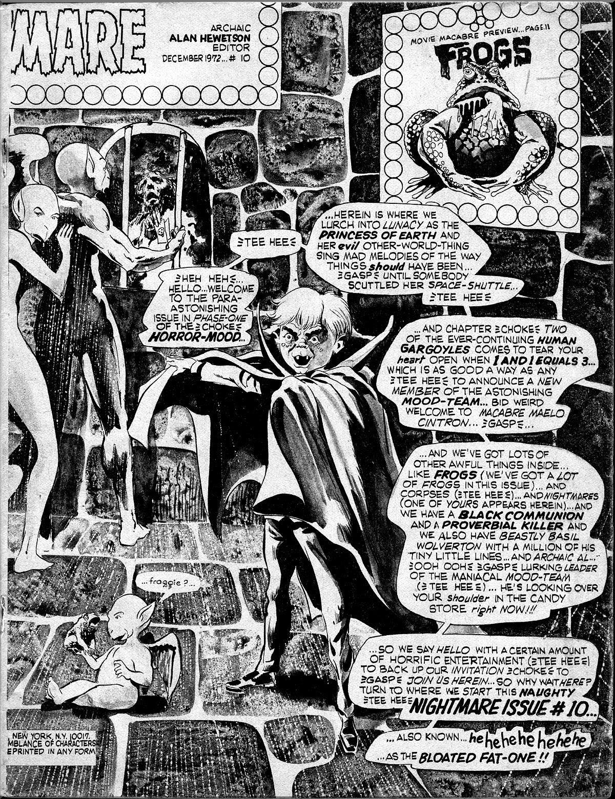 Nightmare (1970) issue 10 - Page 3