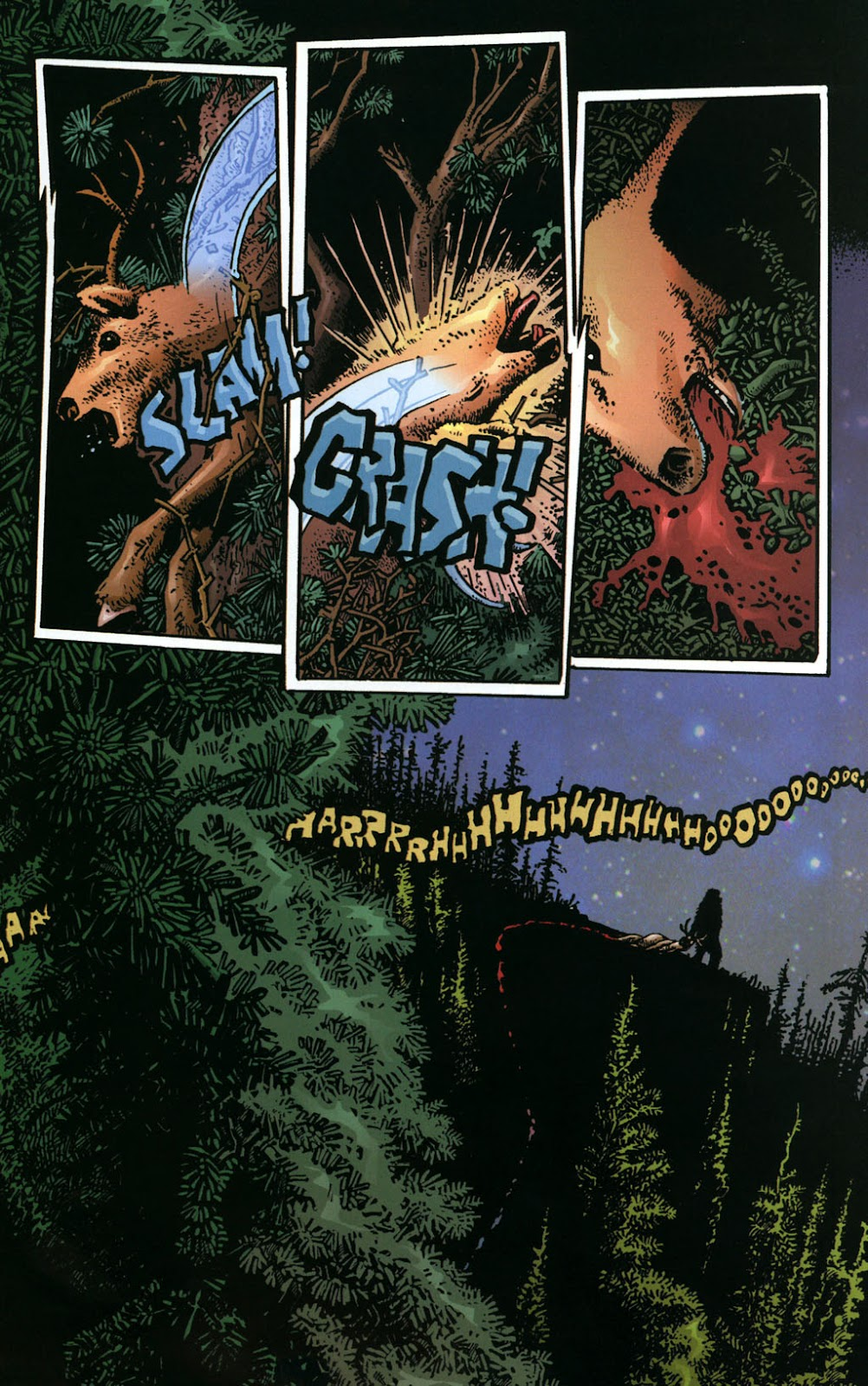 Bigfoot issue 1 - Page 5