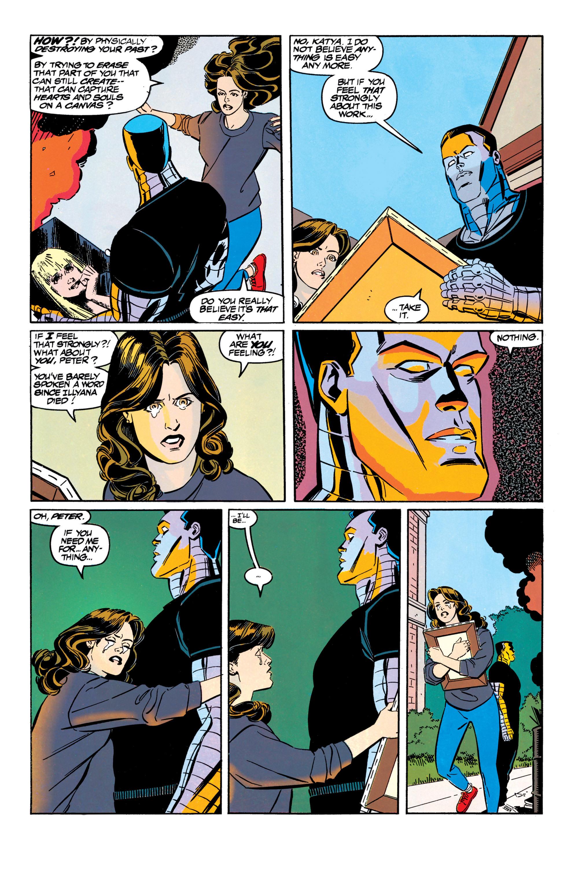 Read online Uncanny X-Men (1963) comic -  Issue #304 - 20