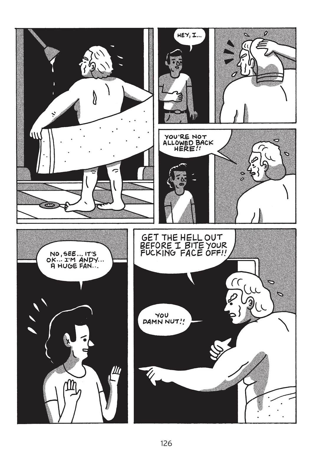 Read online Is This Guy For Real?: The Unbelievable Andy Kaufman comic -  Issue # TPB (Part 2) - 32