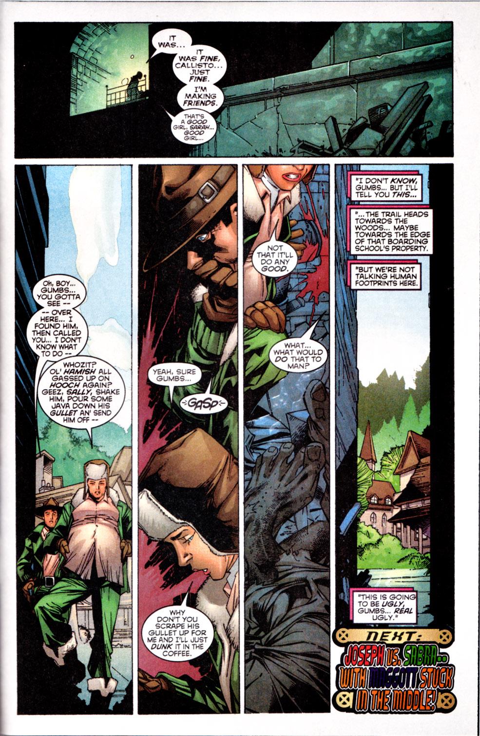 X-Men (1991) 72 Page 24