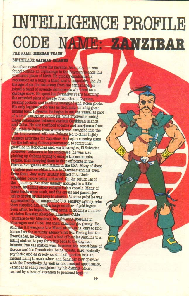 G.I. Joe European Missions issue 11 - Page 17