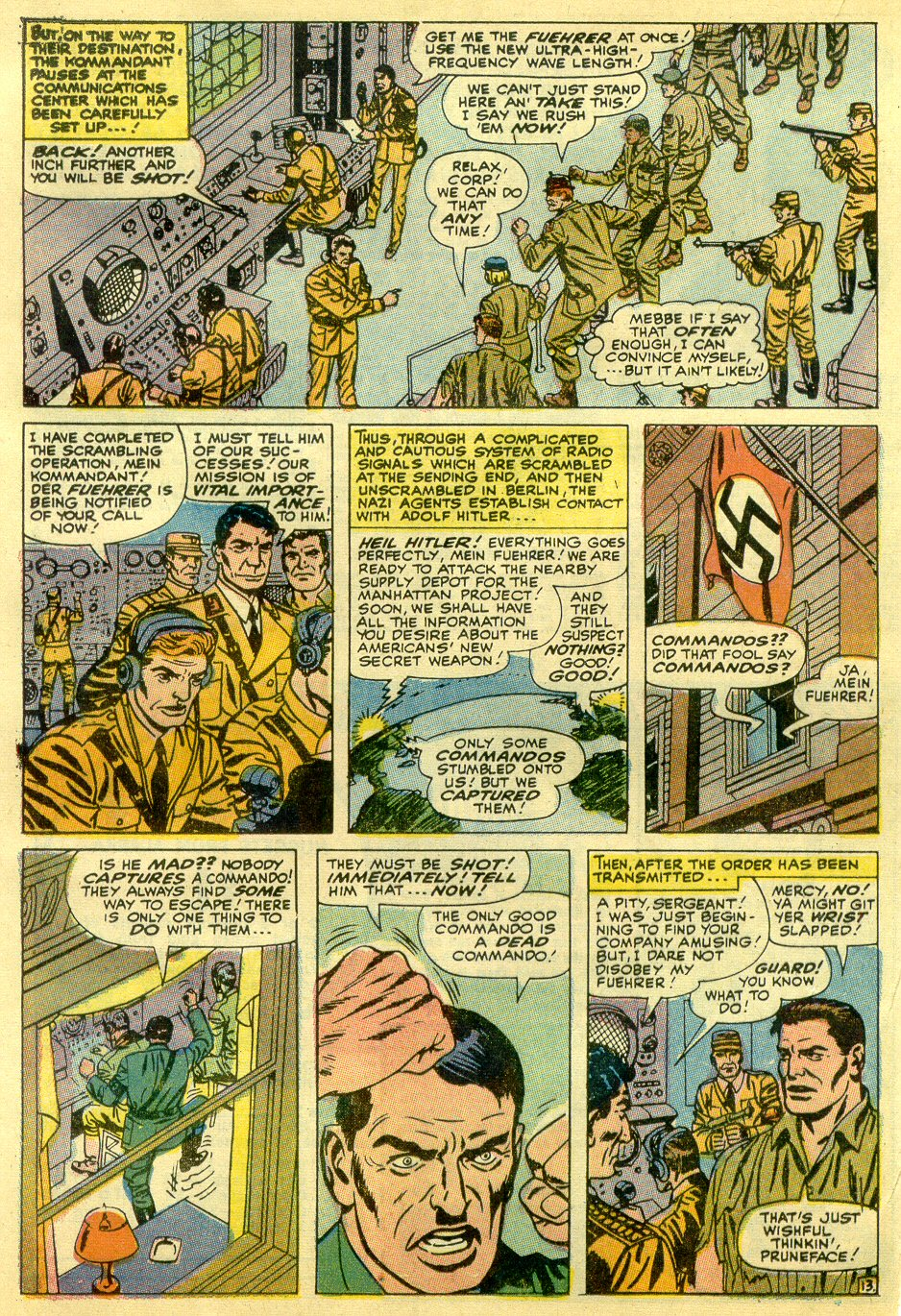 Read online Sgt. Fury comic -  Issue #82 - 20