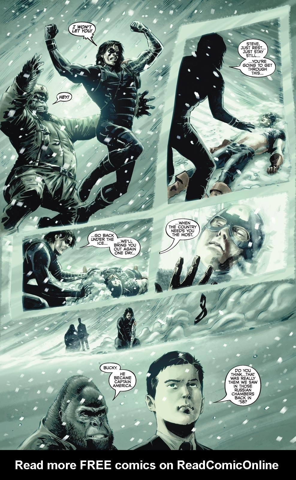 Read online Agents Of Atlas (2009) comic -  Issue #4 - 16