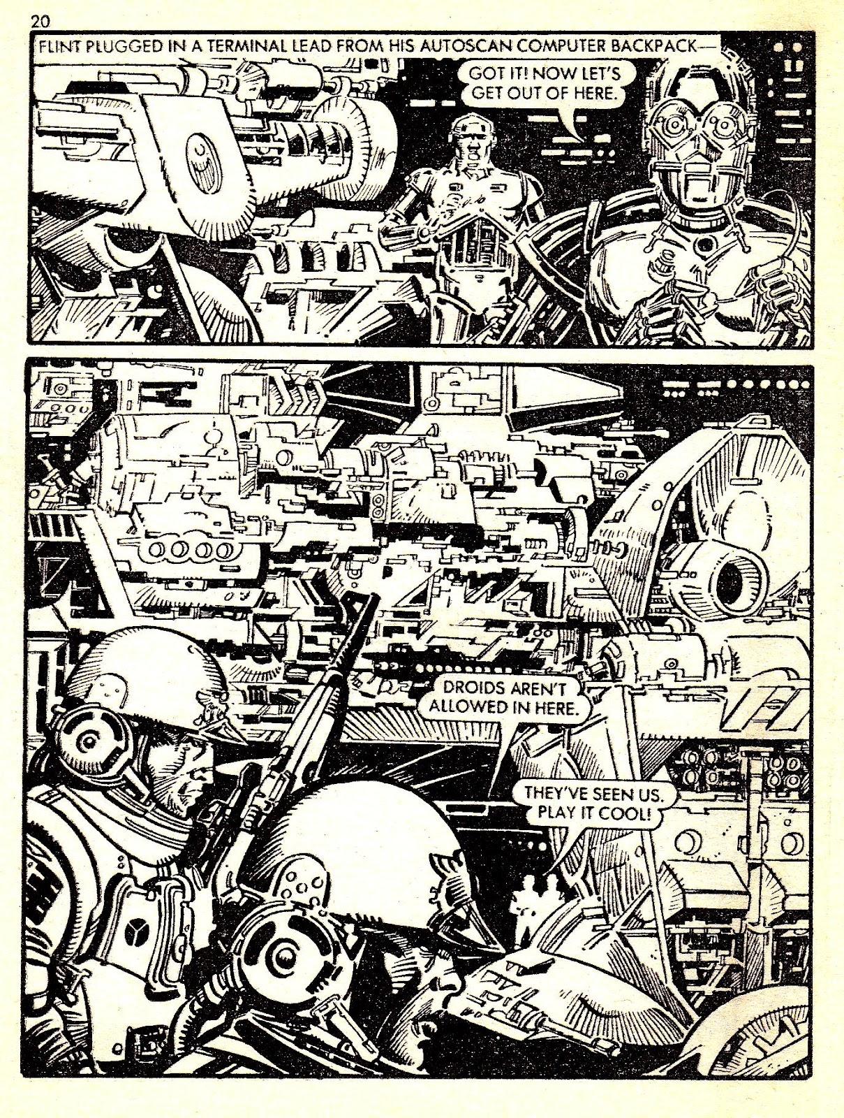 Starblazer issue 140 - Page 20