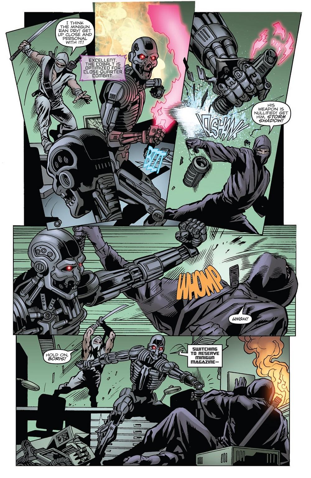 G.I. Joe: A Real American Hero 175 Page 21