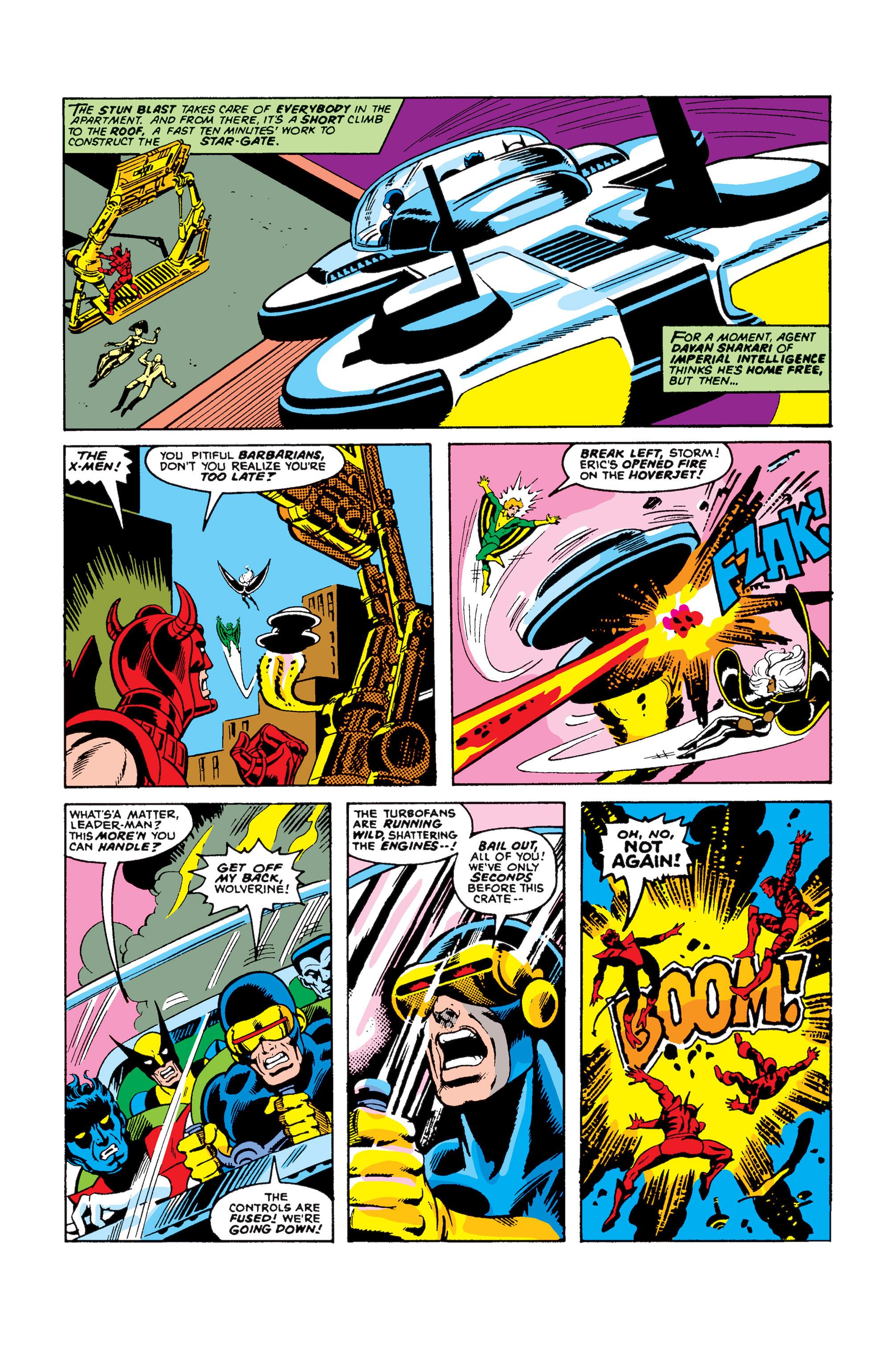 Read online Uncanny X-Men (1963) comic -  Issue #105 - 13