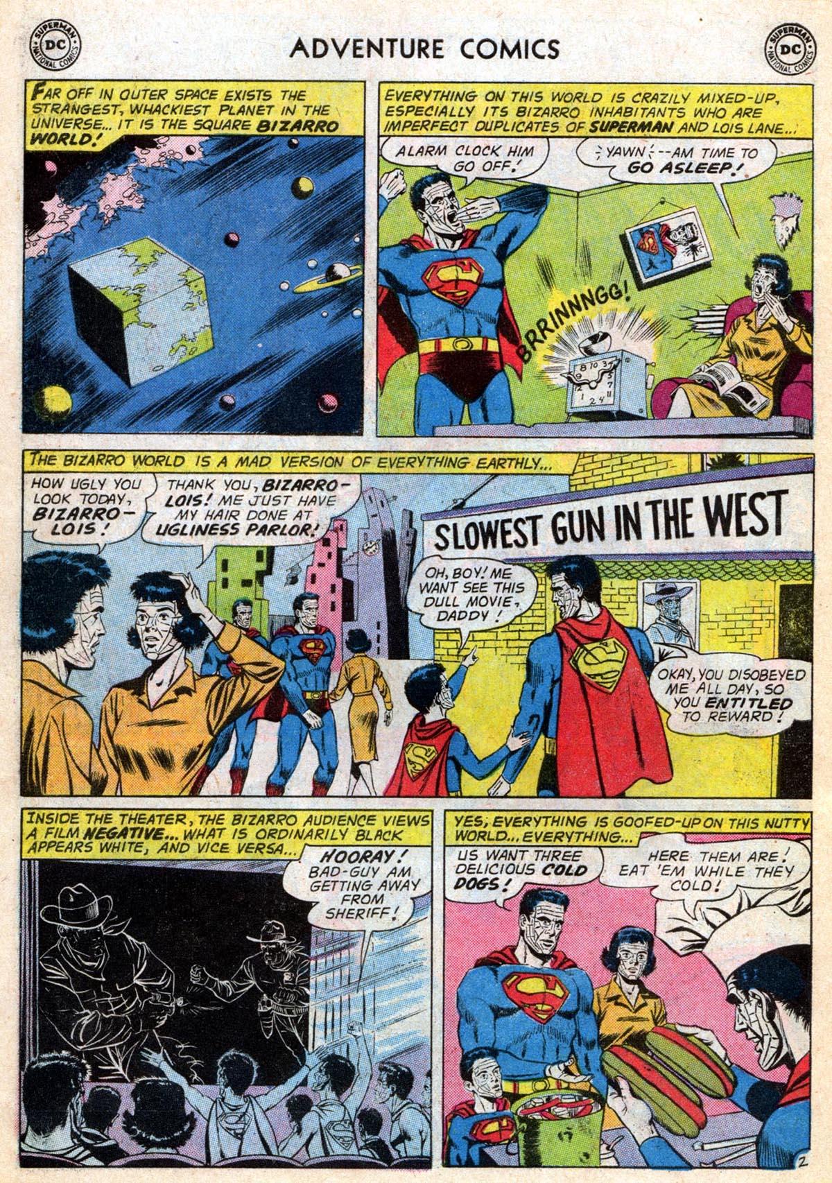 Read online Adventure Comics (1938) comic -  Issue #286 - 22