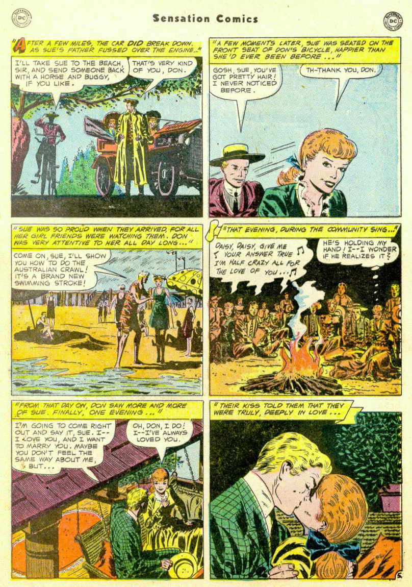 Read online Sensation (Mystery) Comics comic -  Issue #98 - 43