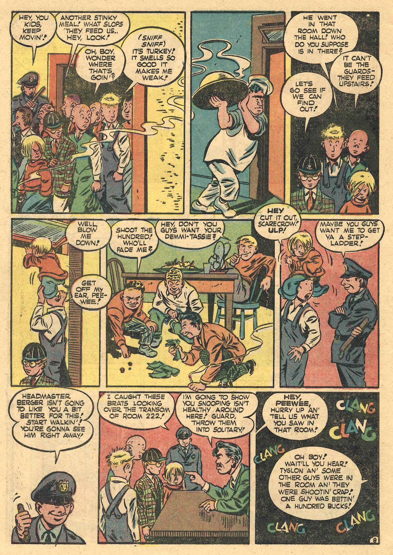 Daredevil (1941) issue 16 - Page 10