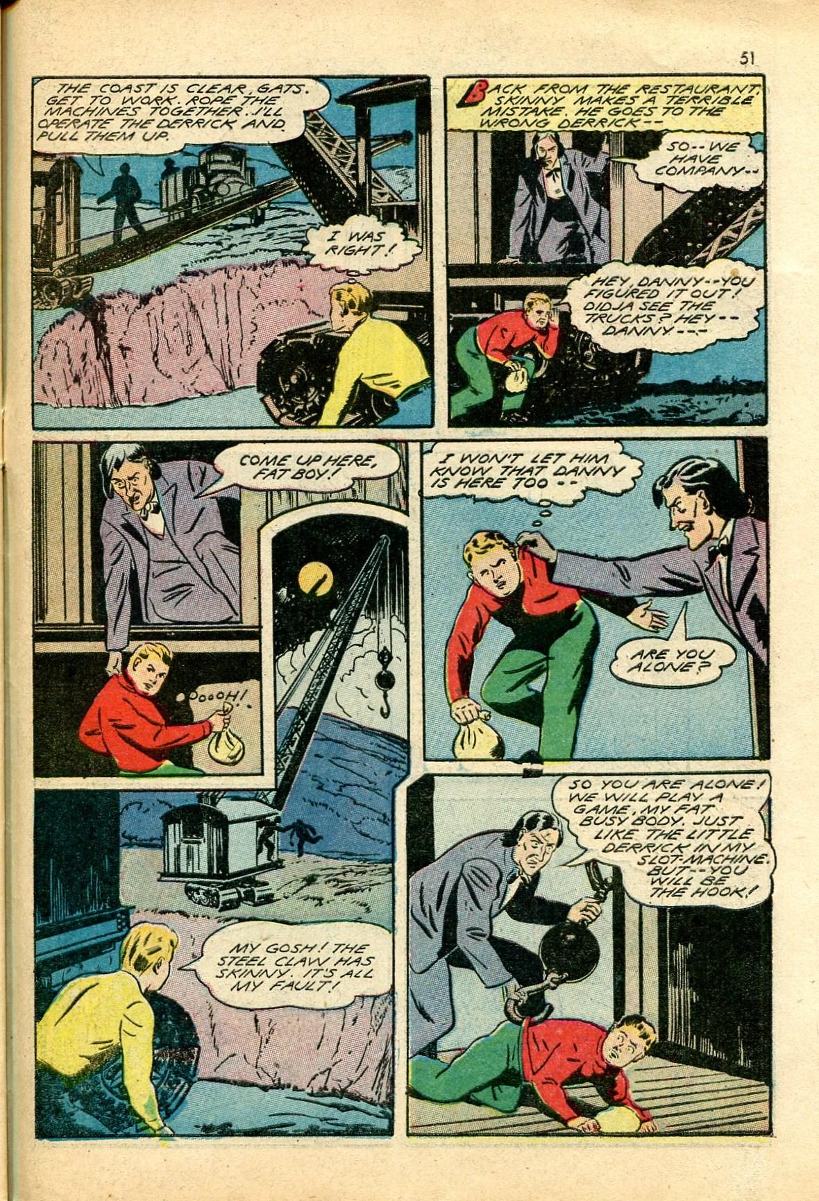 Read online Shadow Comics comic -  Issue #24 - 43