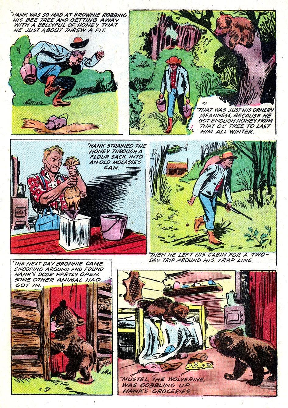 Read online Animal Comics comic -  Issue #28 - 27