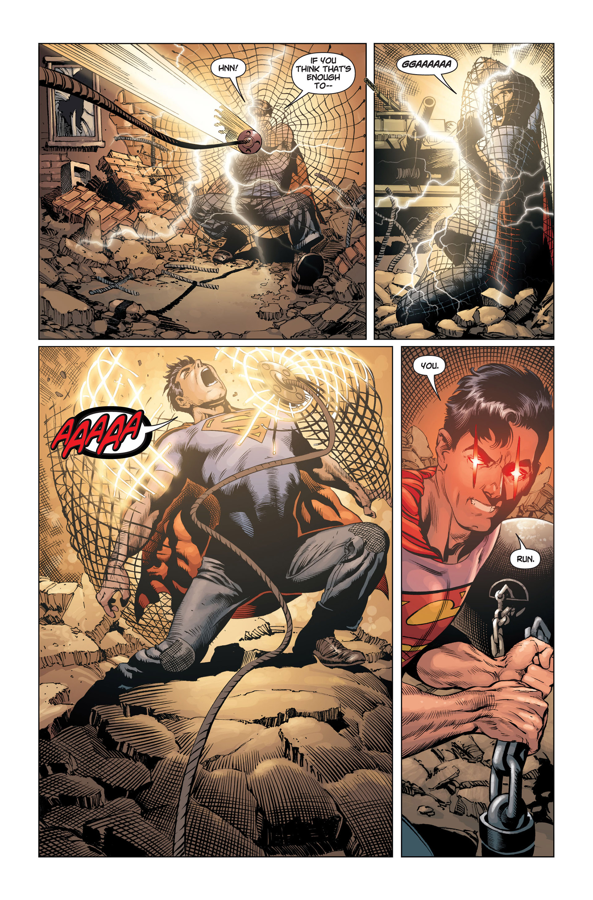 Read online Action Comics (2011) comic -  Issue #1 - 20