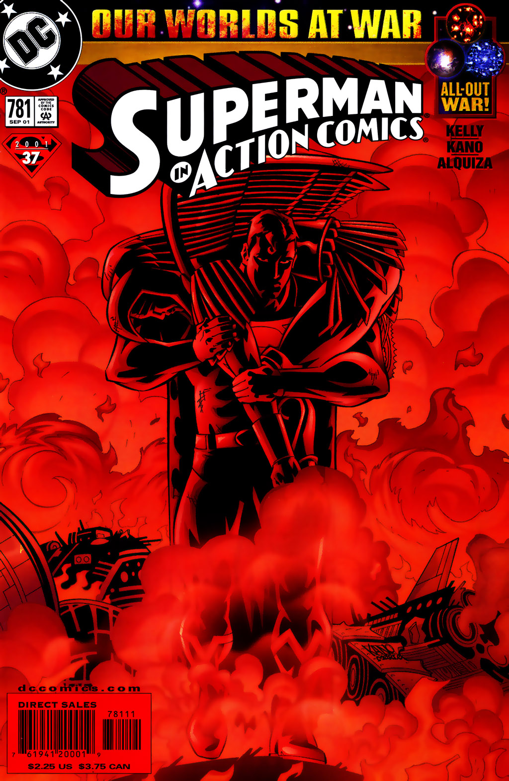 Action Comics (1938) 781 Page 0