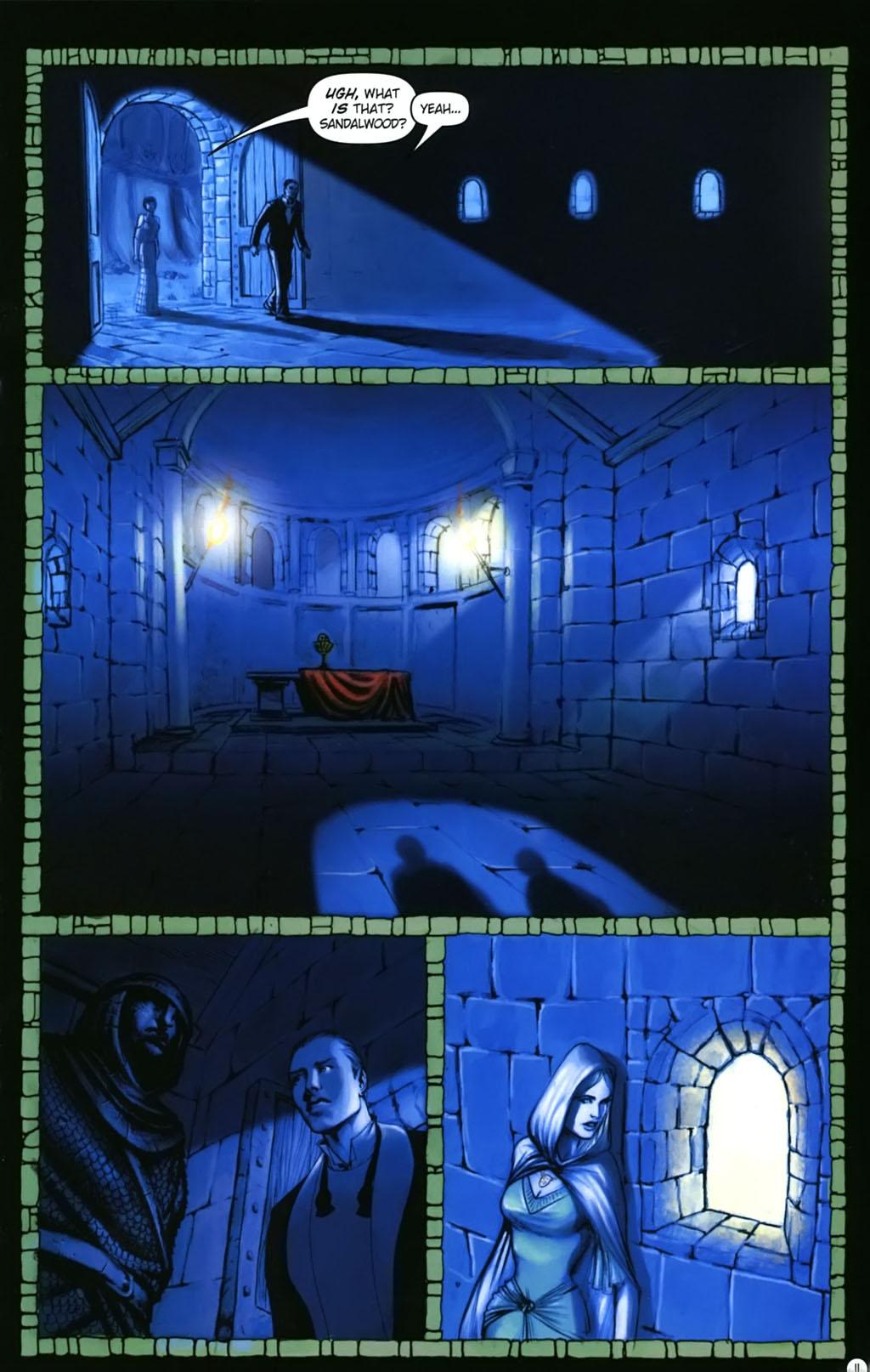 Read online Rex Mundi comic -  Issue #17 - 15