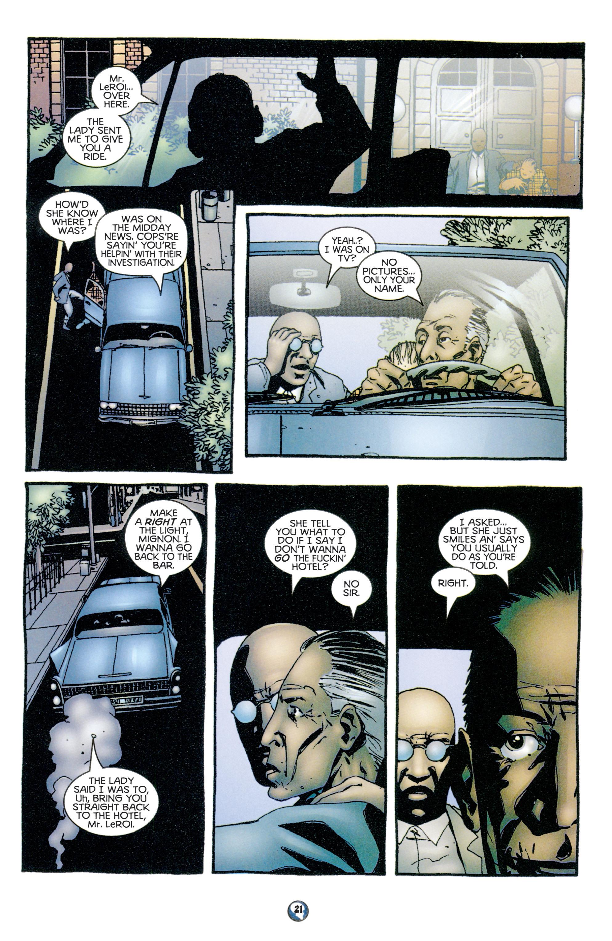 Read online Shadowman (1997) comic -  Issue #9 - 17