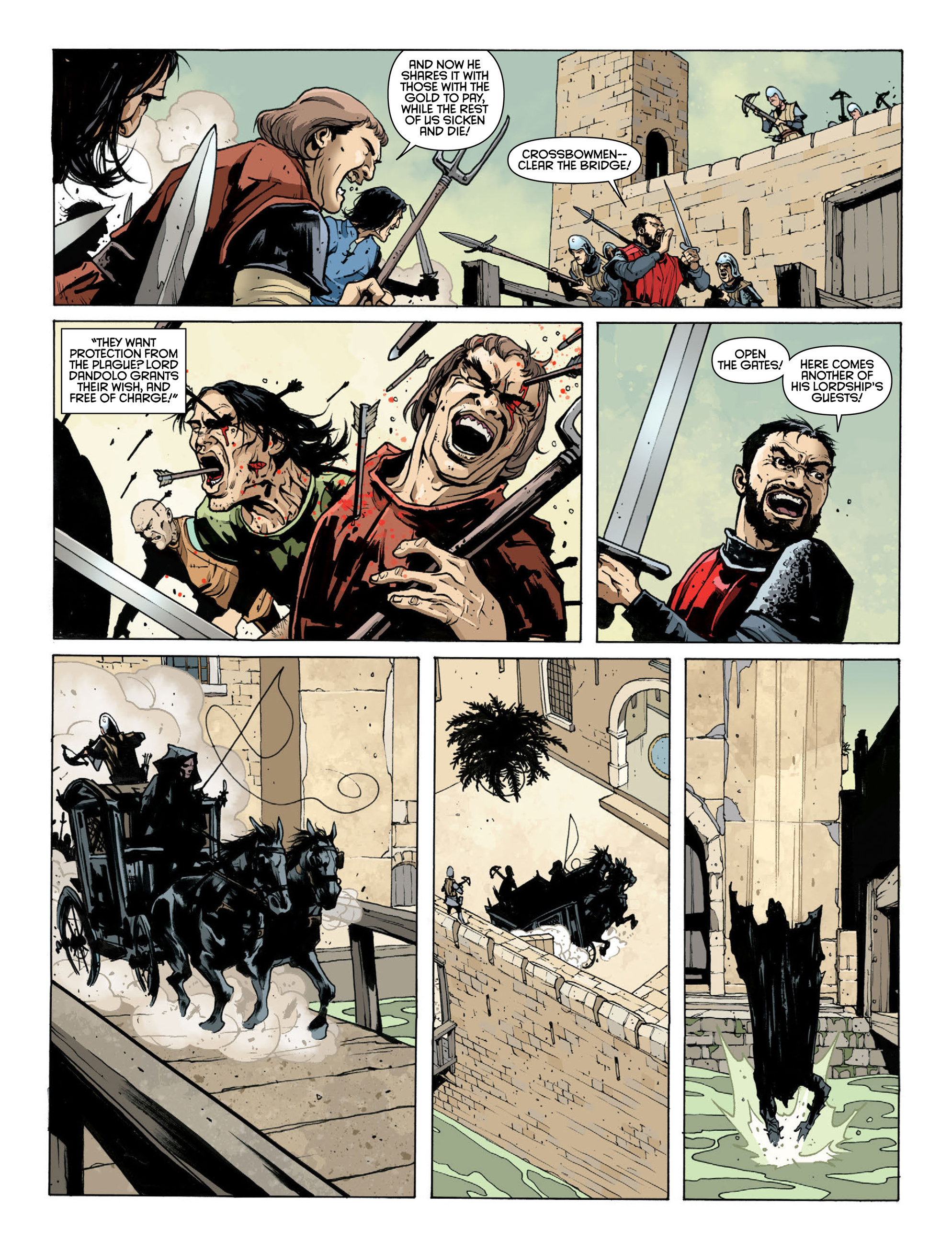 Read online 2000 AD comic -  Issue #2011 - 75