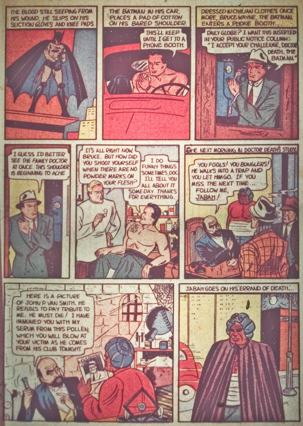 Detective Comics (1937) 29 Page 8