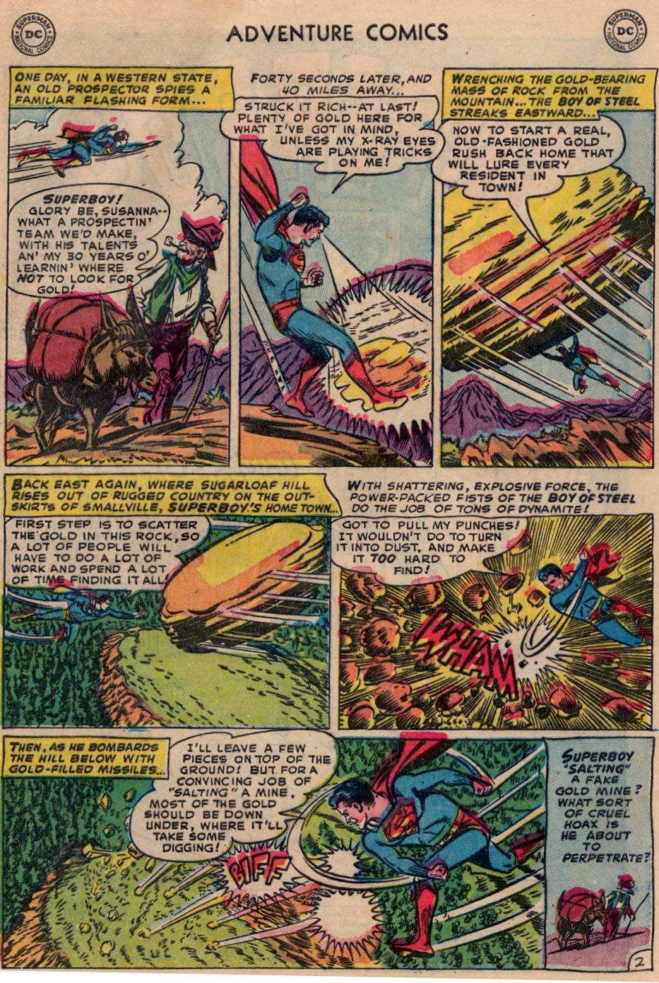 Read online Adventure Comics (1938) comic -  Issue #186 - 4
