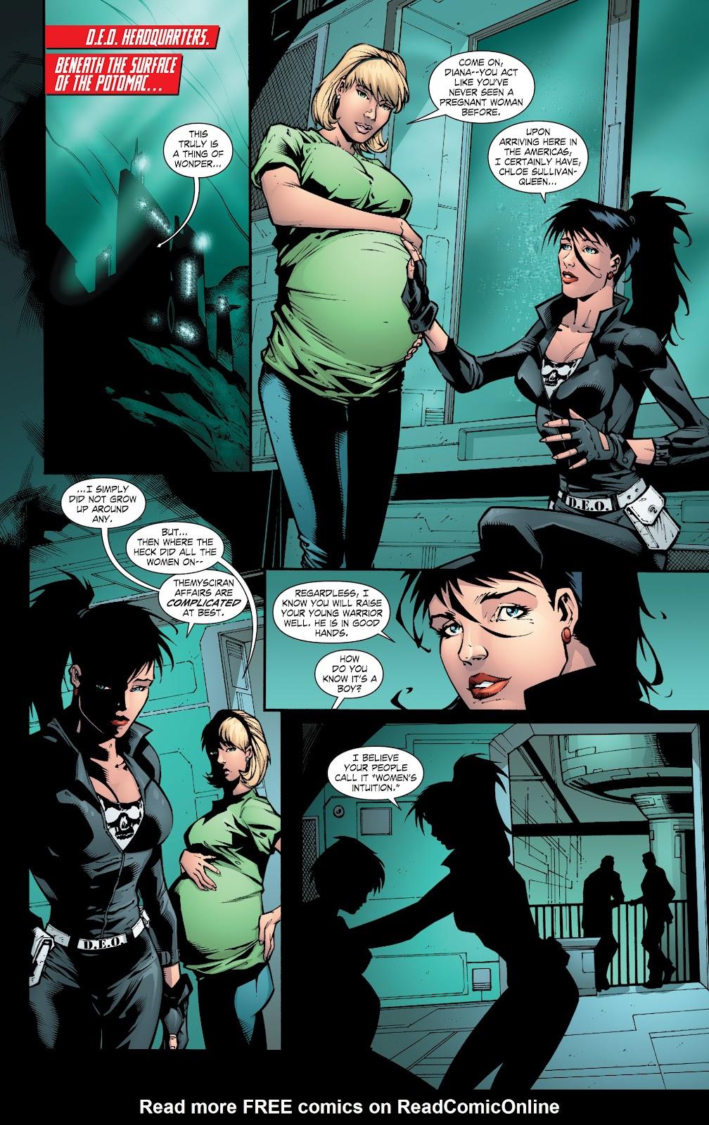 Read online Smallville Season 11 [II] comic -  Issue # TPB 8 - 59