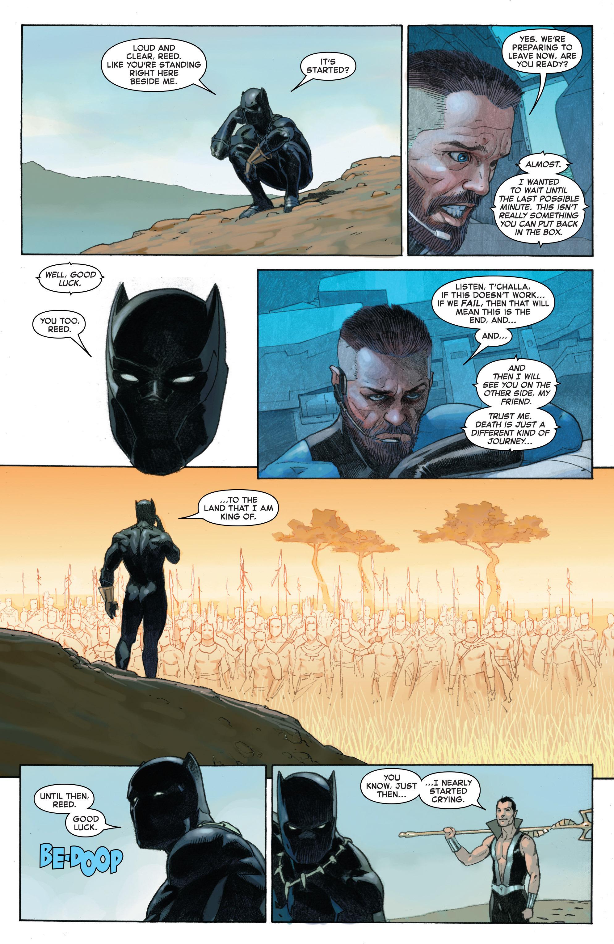 Read online Secret Wars comic -  Issue #7 - 19