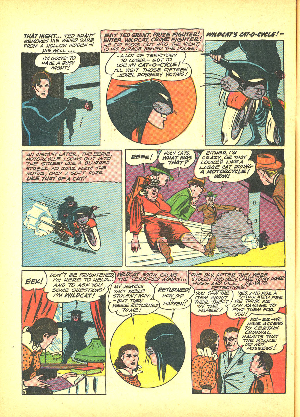 Read online Sensation (Mystery) Comics comic -  Issue #4 - 60