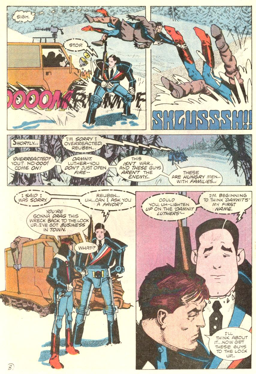 Read online American Flagg! comic -  Issue #7 - 9