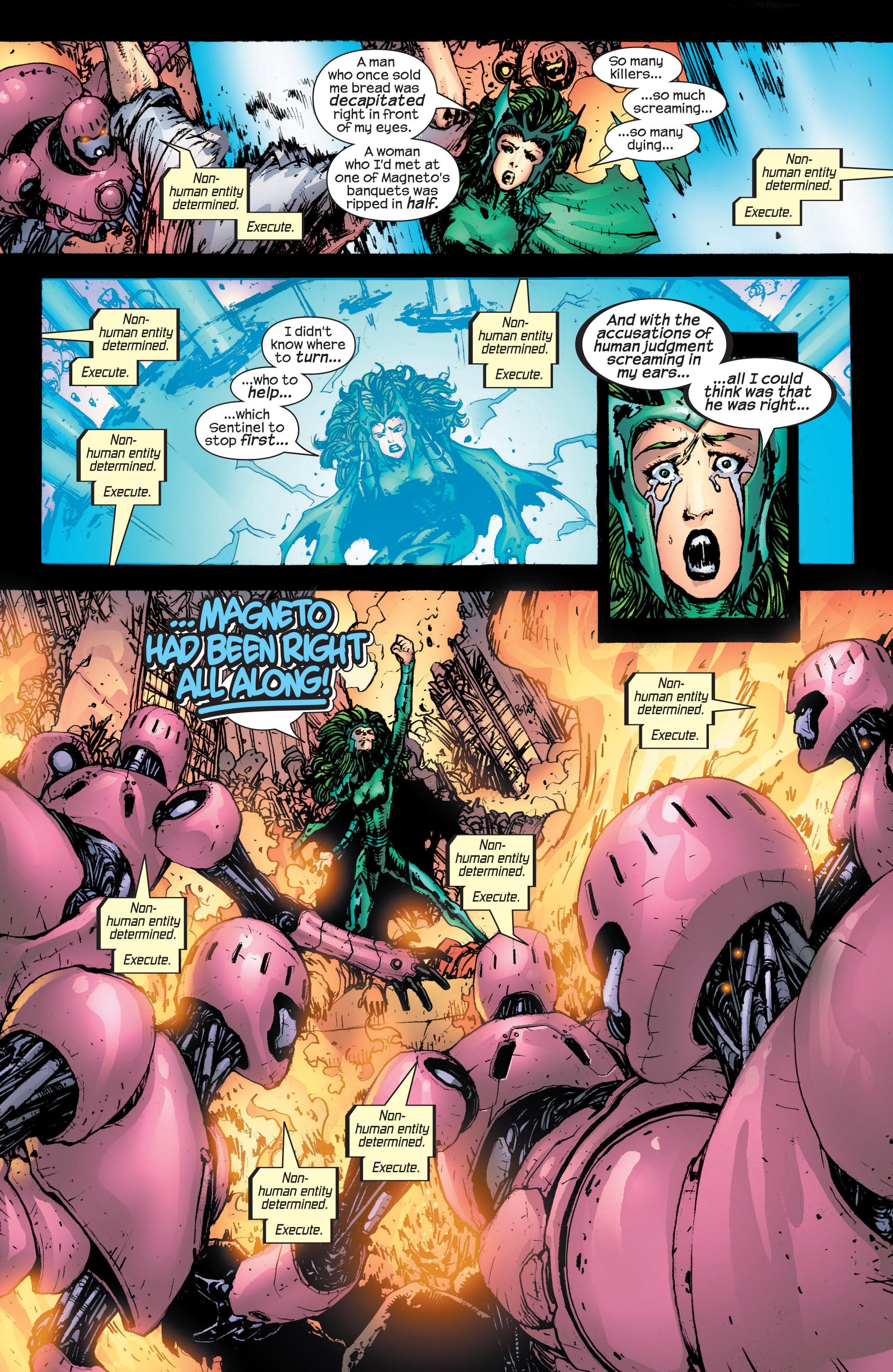 Read online Uncanny X-Men (1963) comic -  Issue #431 - 15