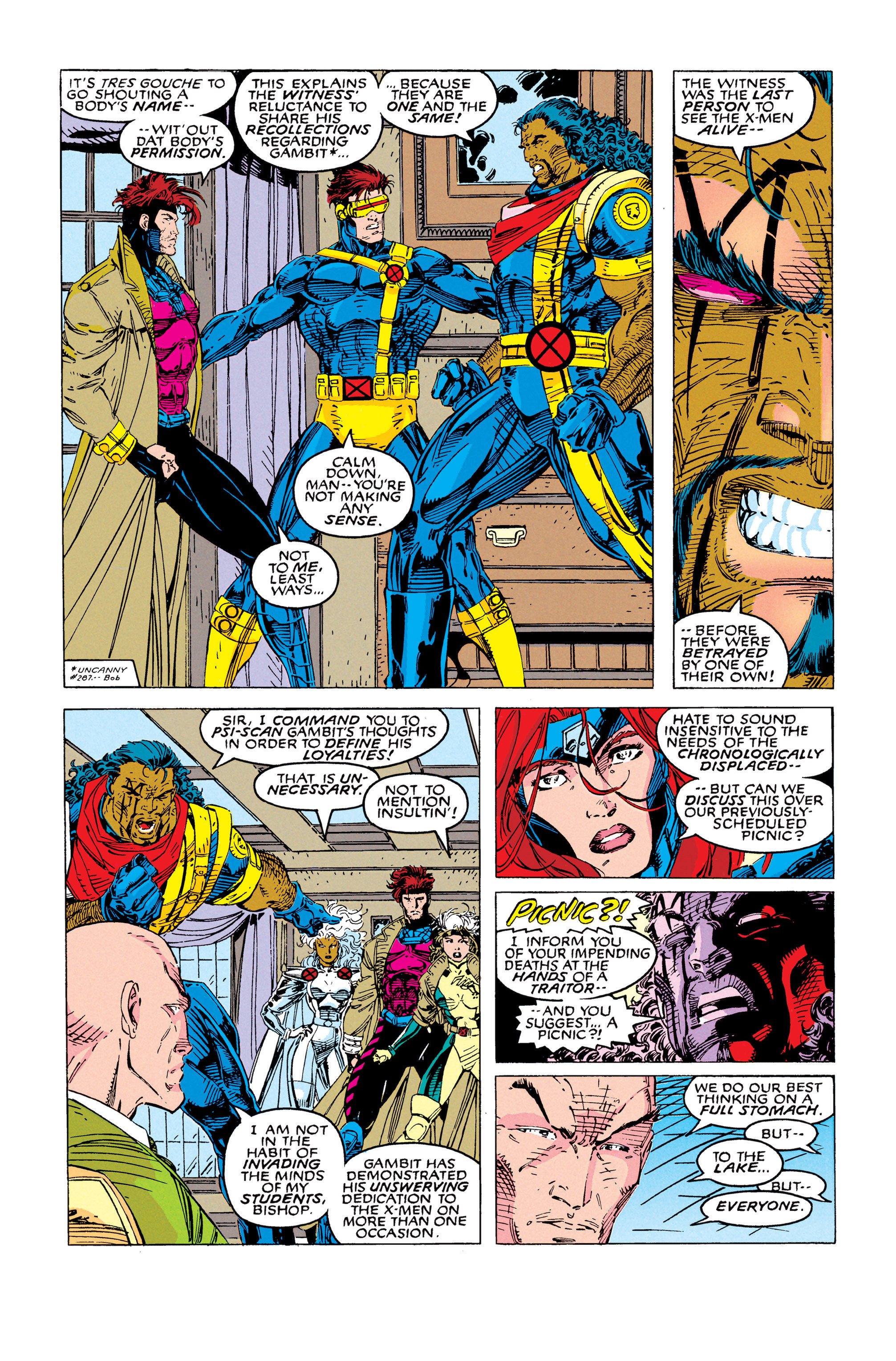 X-Men (1991) 8 Page 5