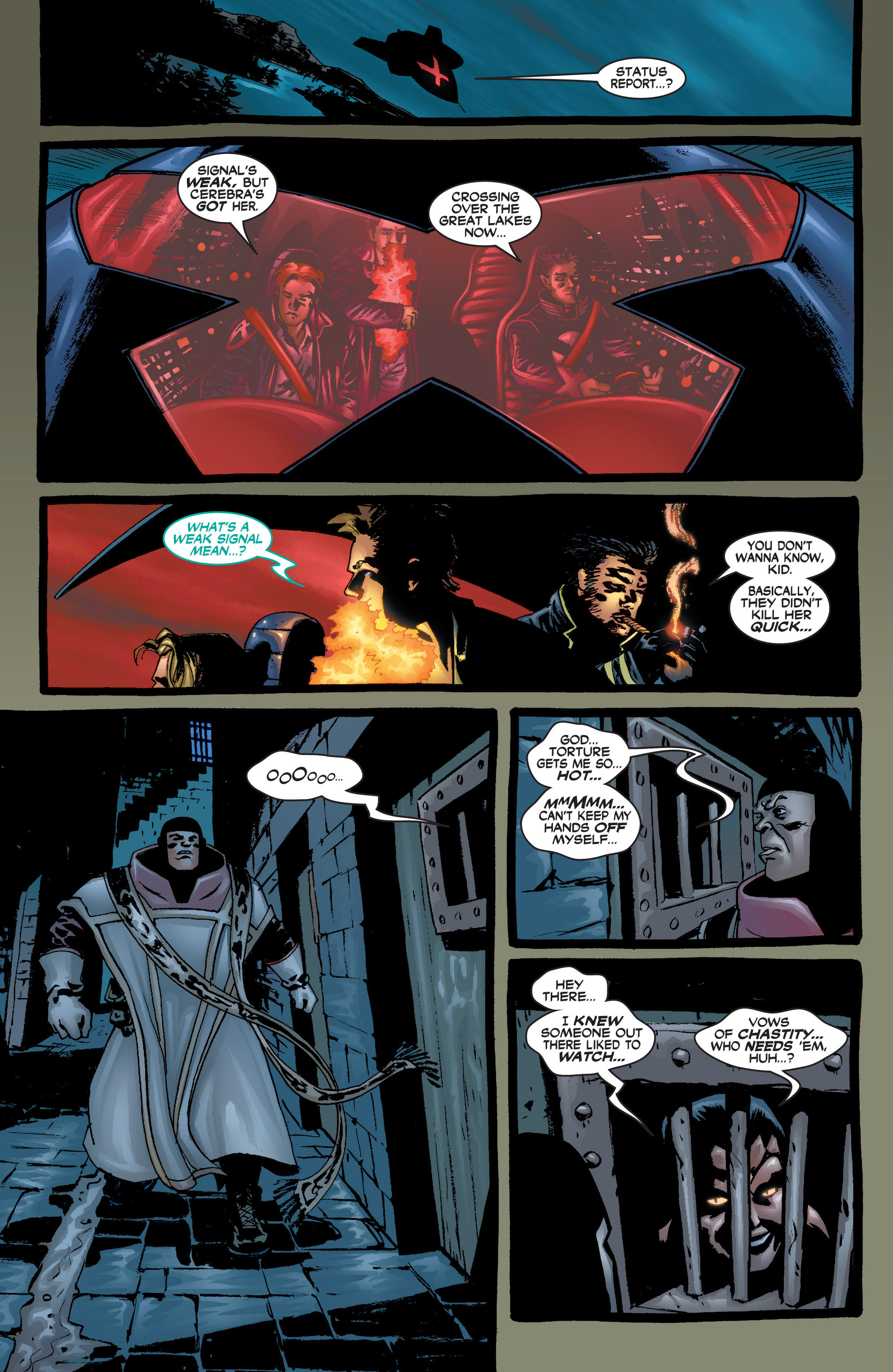 Read online Uncanny X-Men (1963) comic -  Issue #400 - 31