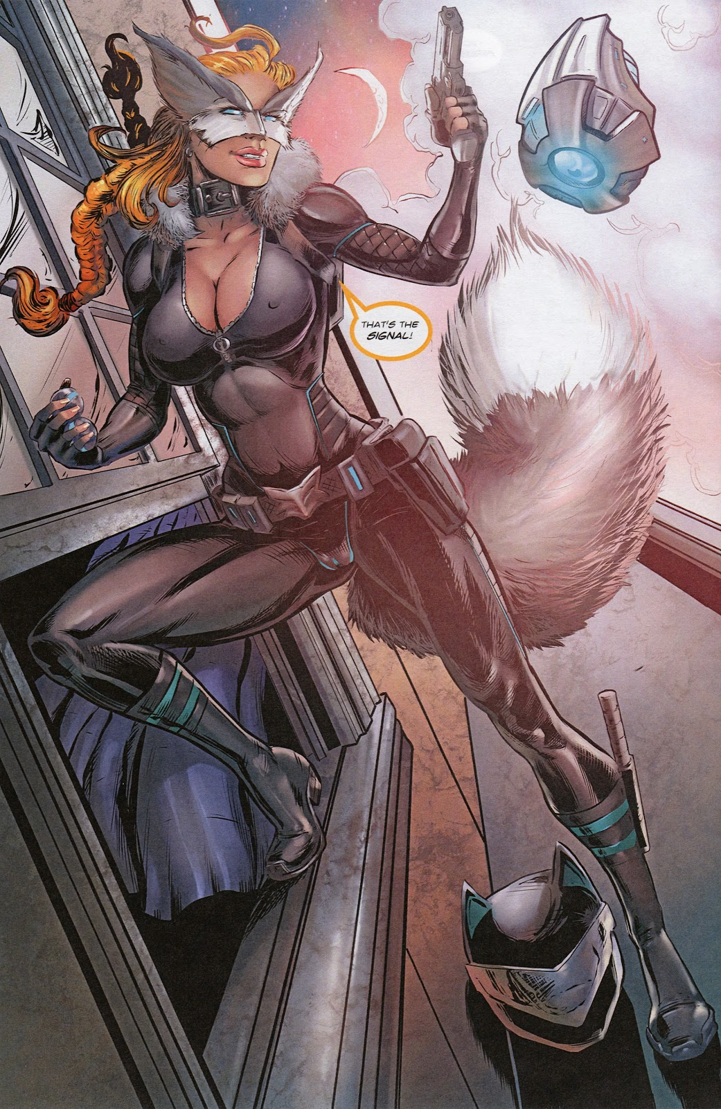 Read online Fox and Hound comic -  Issue #2 - 20