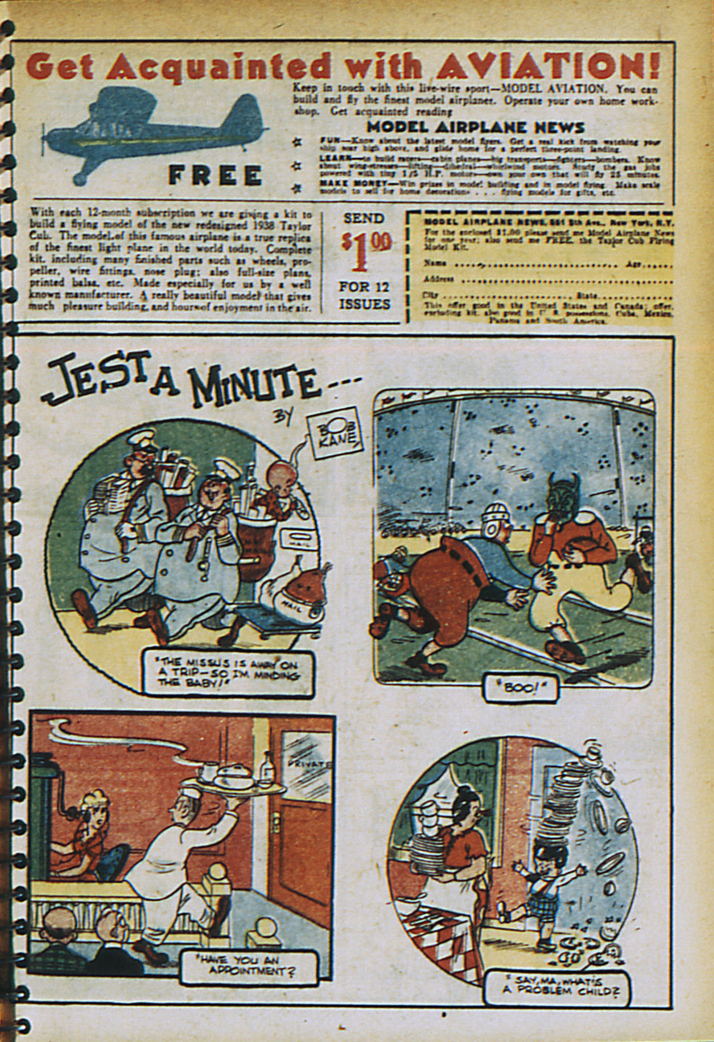 Read online Adventure Comics (1938) comic -  Issue #30 - 10