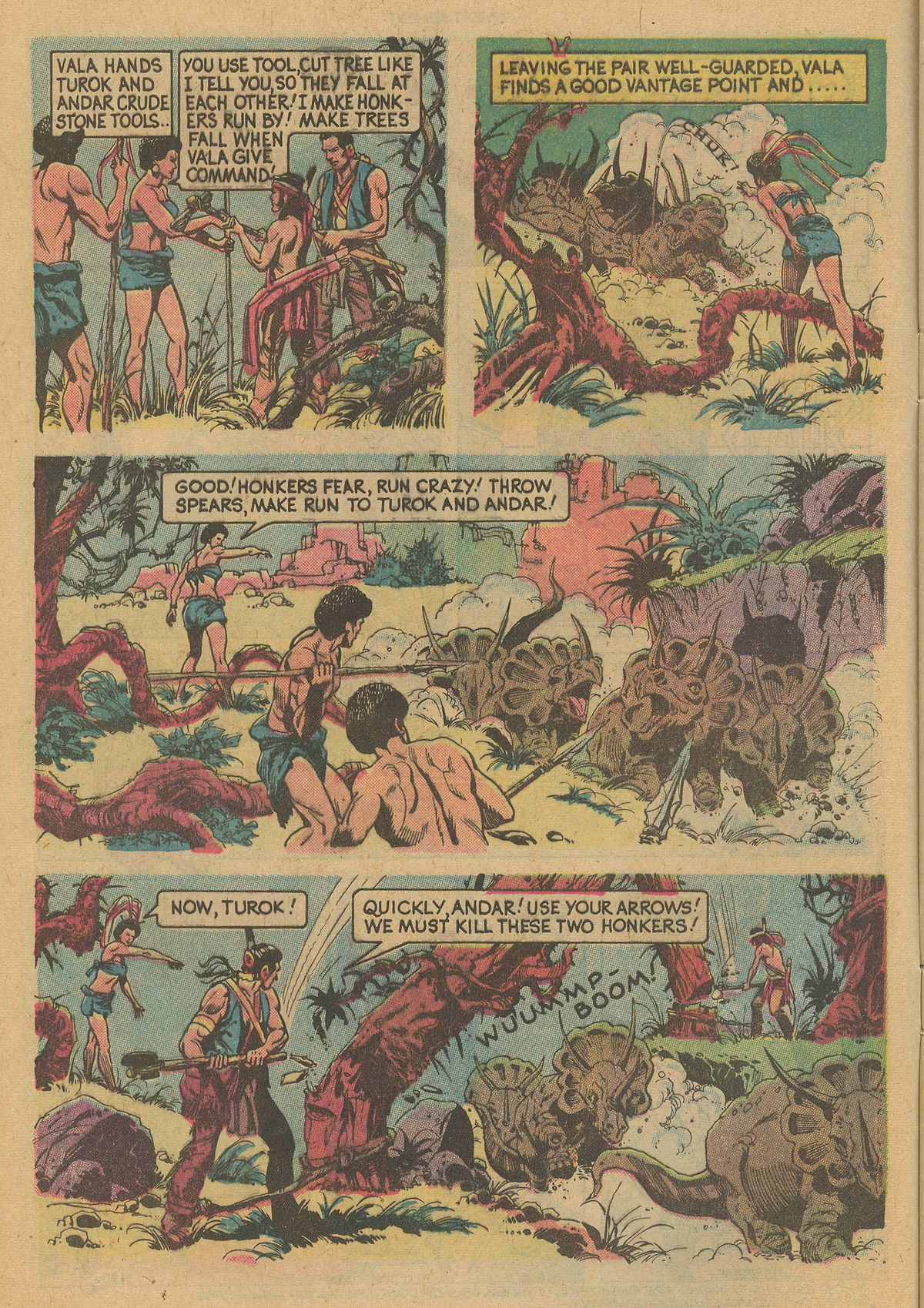 Read online Turok, Son of Stone comic -  Issue #125 - 8