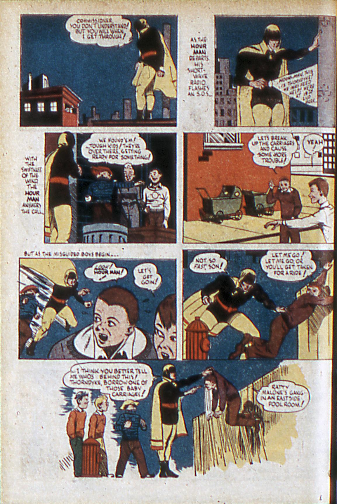 Read online Adventure Comics (1938) comic -  Issue #60 - 7