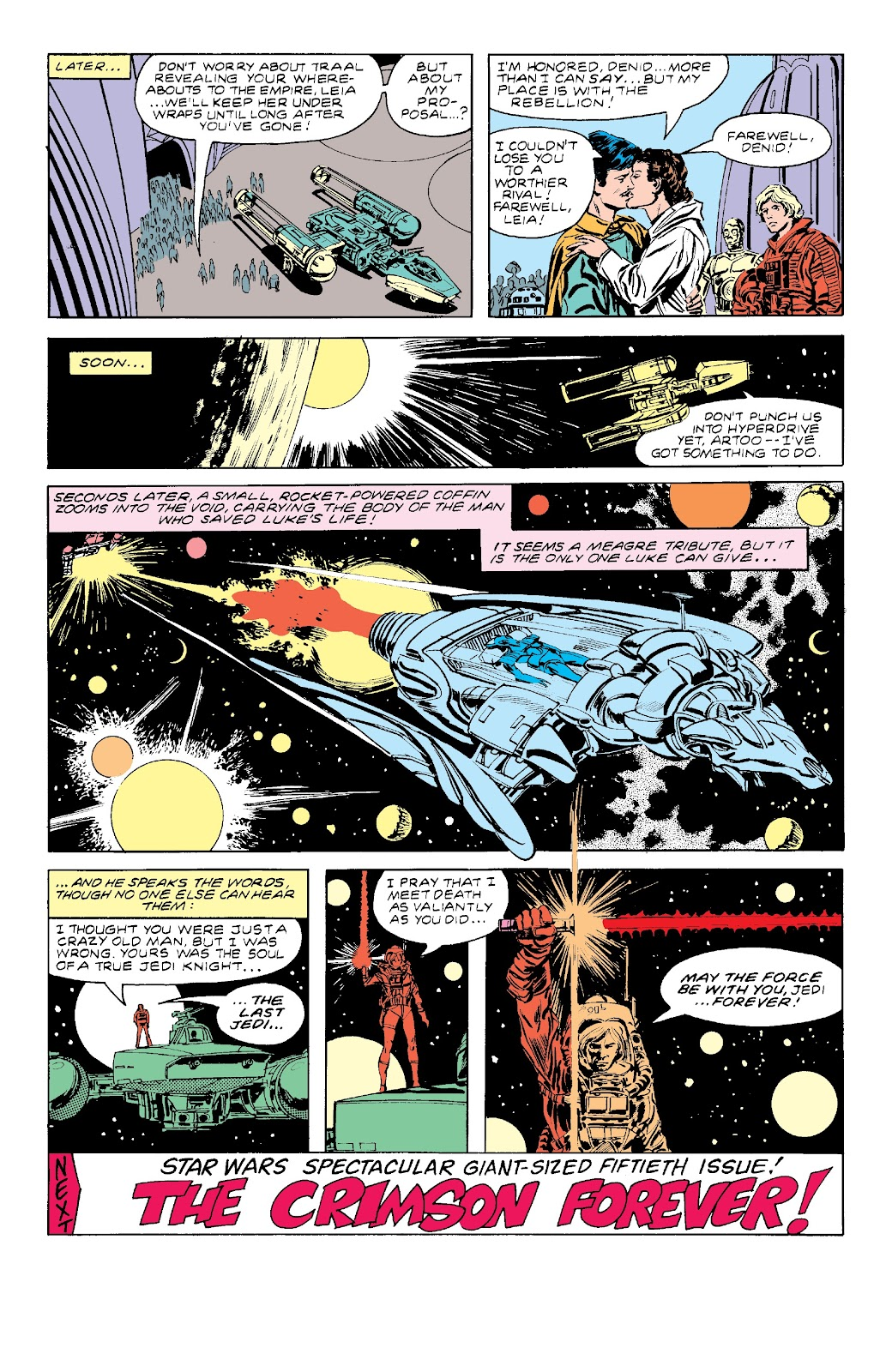 Read online Star Wars Legends: The Original Marvel Years - Epic Collection comic -  Issue # TPB 3 (Part 3) - 27
