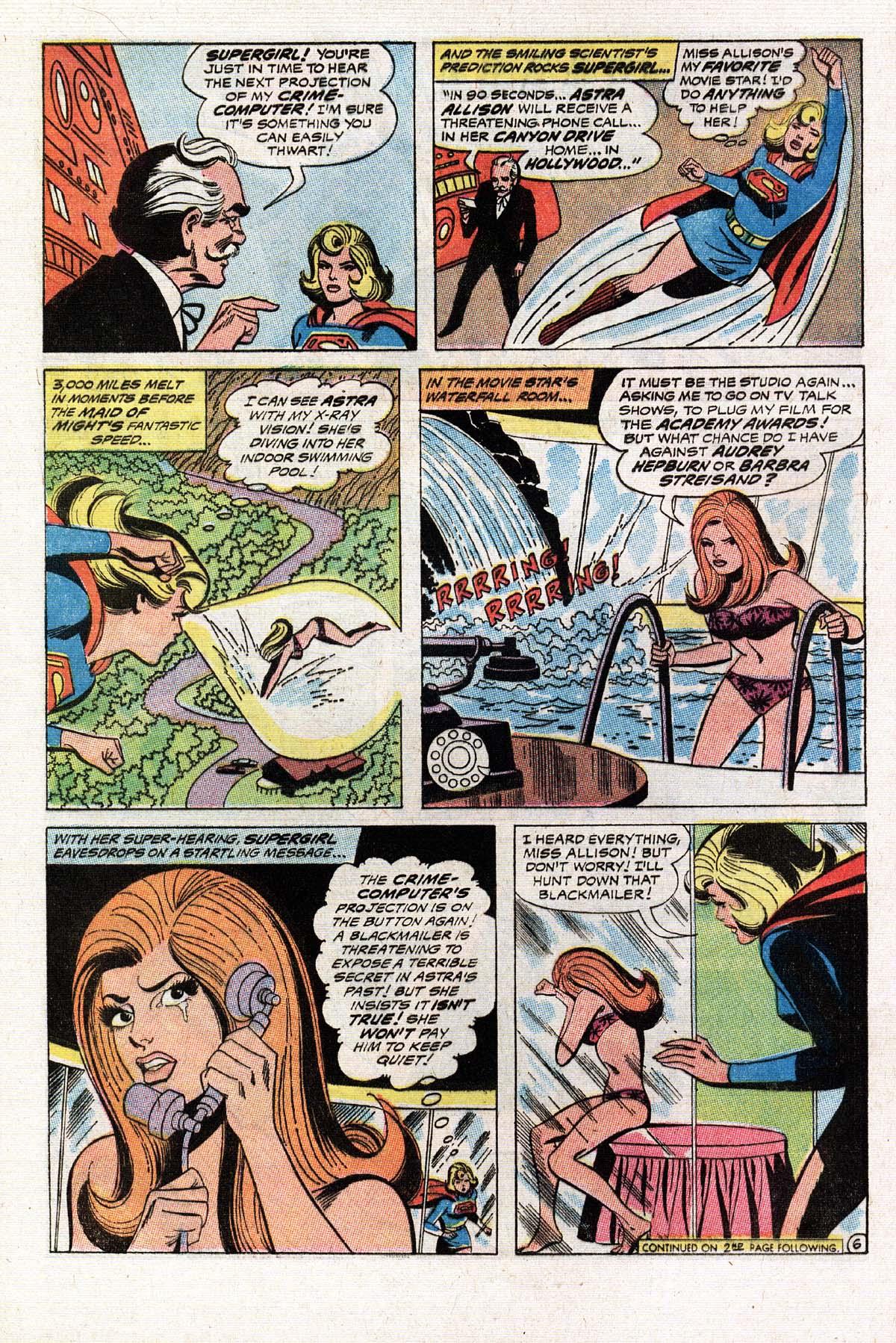Read online Adventure Comics (1938) comic -  Issue #393 - 8